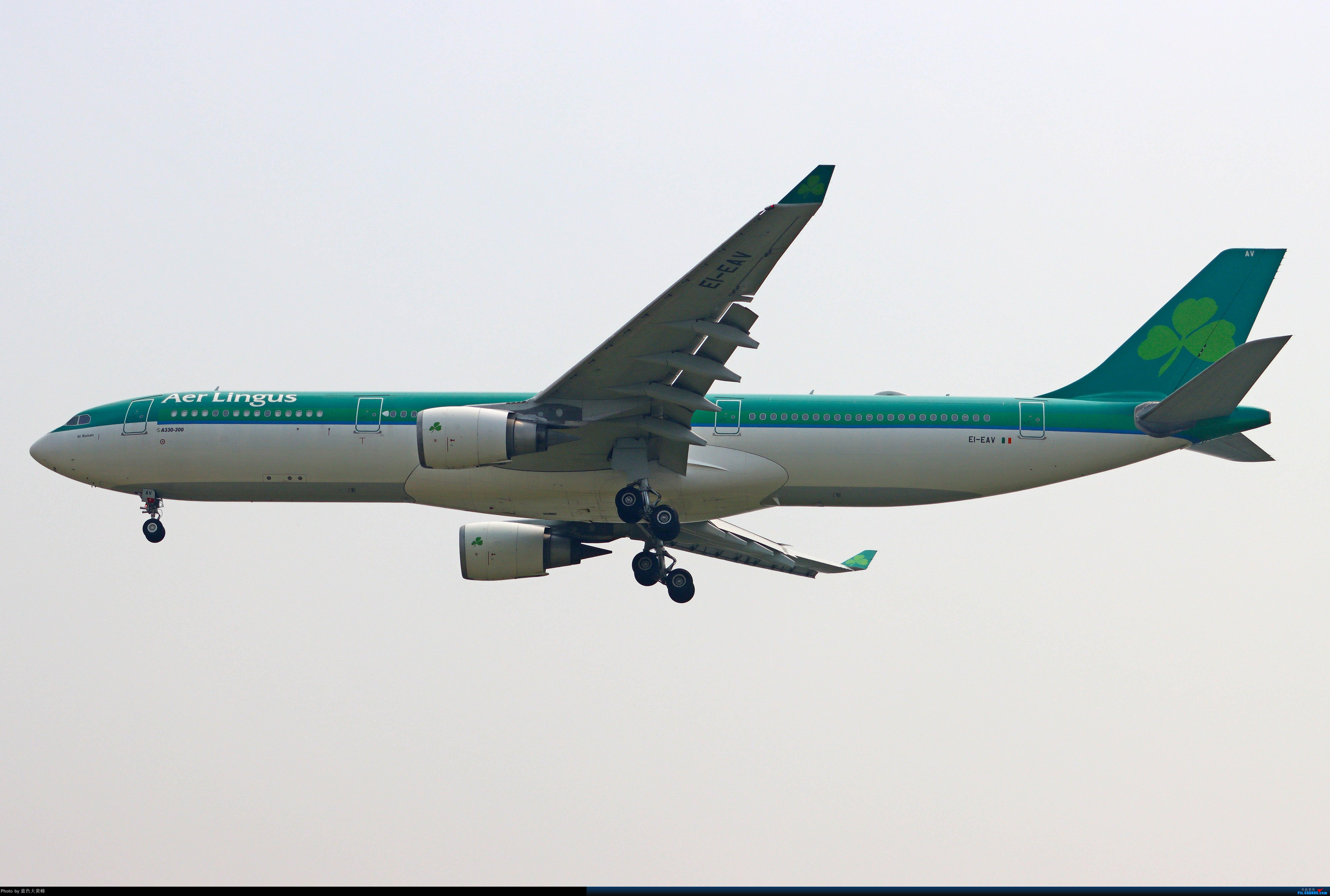 Re:[原创]2020.5.30PEK拍机,偶遇联邦的MD11给18R降落,实属罕见 AIRBUS A330-300 EI-EAV 中国北京首都国际机场