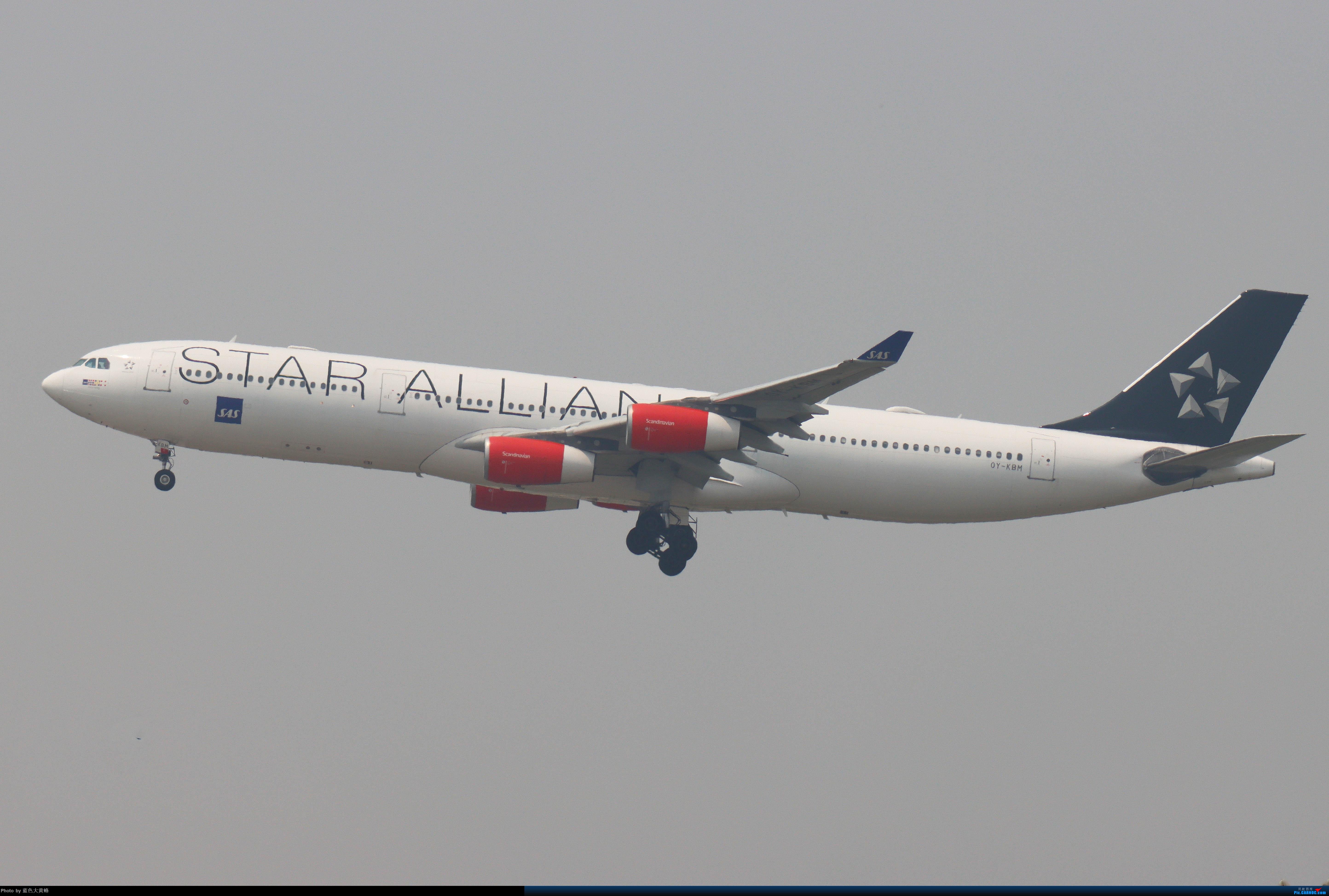 Re:[原创]2020.5.30PEK拍机,偶遇联邦的MD11给18R降落,实属罕见 AIRBUS A340-300 OY-KBM 中国北京首都国际机场