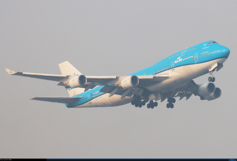 Re:[原创]2020.5.30PEK拍机,偶遇联邦的MD11给18R降落,实属罕见 BOEING 747-400 PH-BFV 中国北京首都国际机场