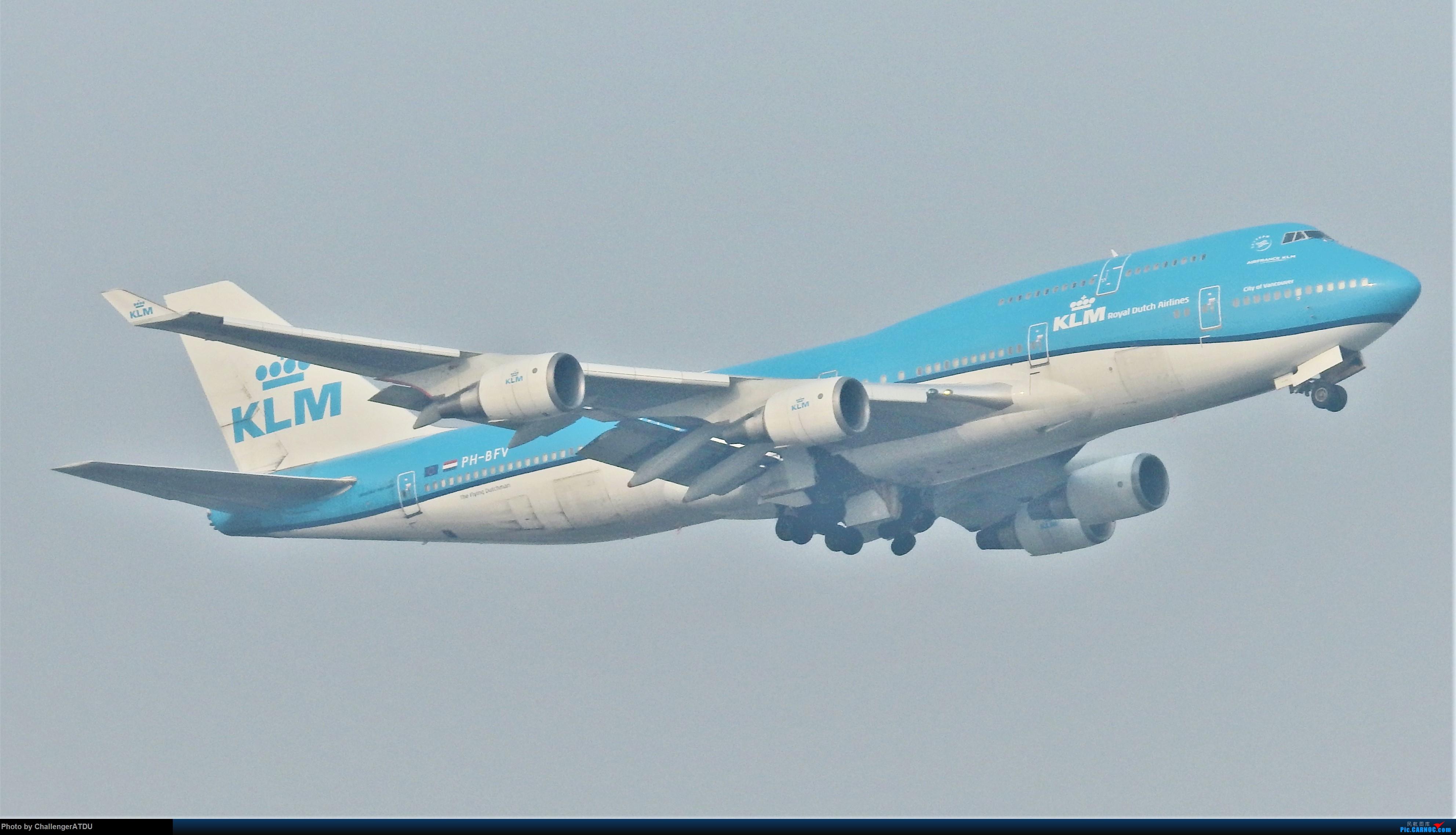 [原创]2020-5-30 萌新のPEK之旅 BOEING 747-400 PH-BFV 北京首都国际机场