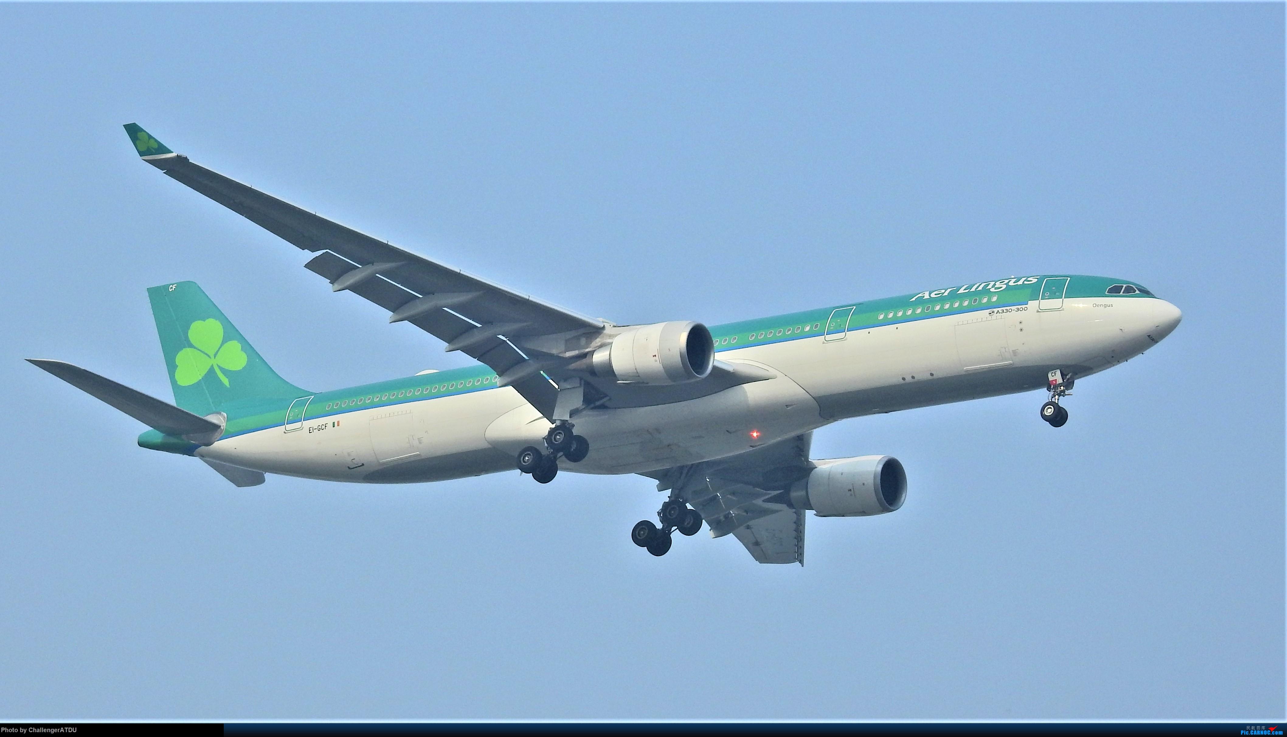 Re:[原创]2020-5-30 萌新のPEK之旅 AIRBUS A330-300 EL-GCF 北京首都国际机场