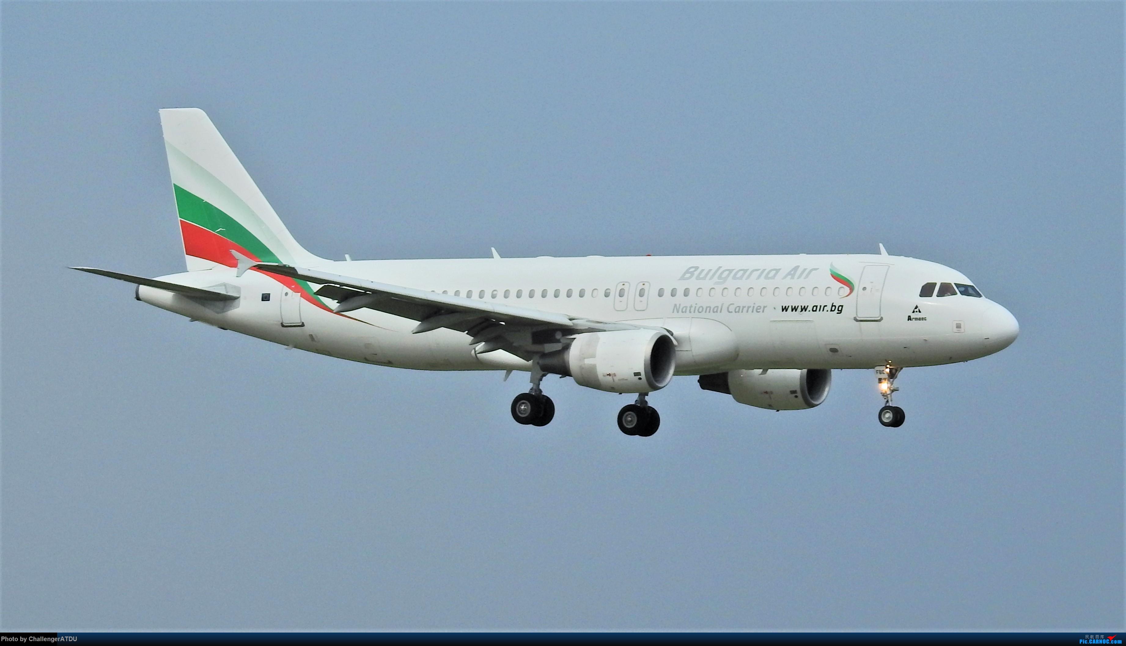 [原创]2020-5-30 萌新のPEK之旅 AIRBUS A320-200 LZ-FBE 北京首都国际机场