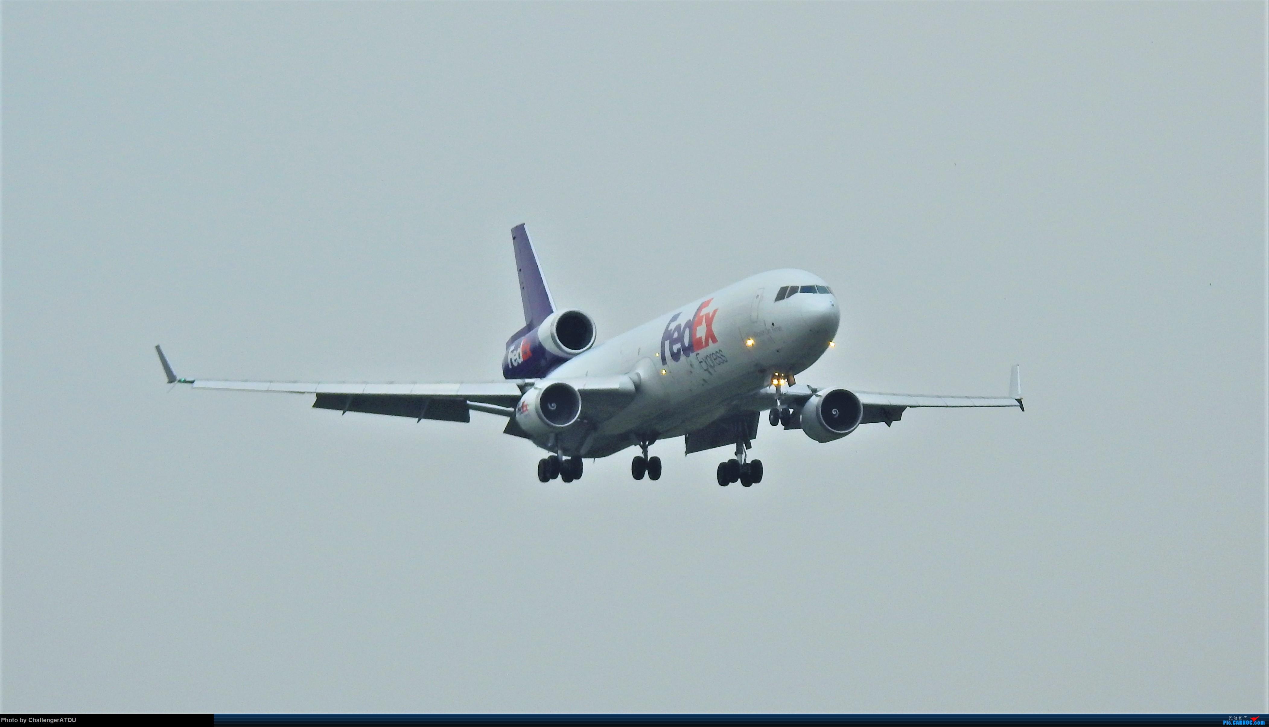 [原创]2020-5-30 萌新のPEK之旅 MD MD-11 N602FE 北京首都国际机场