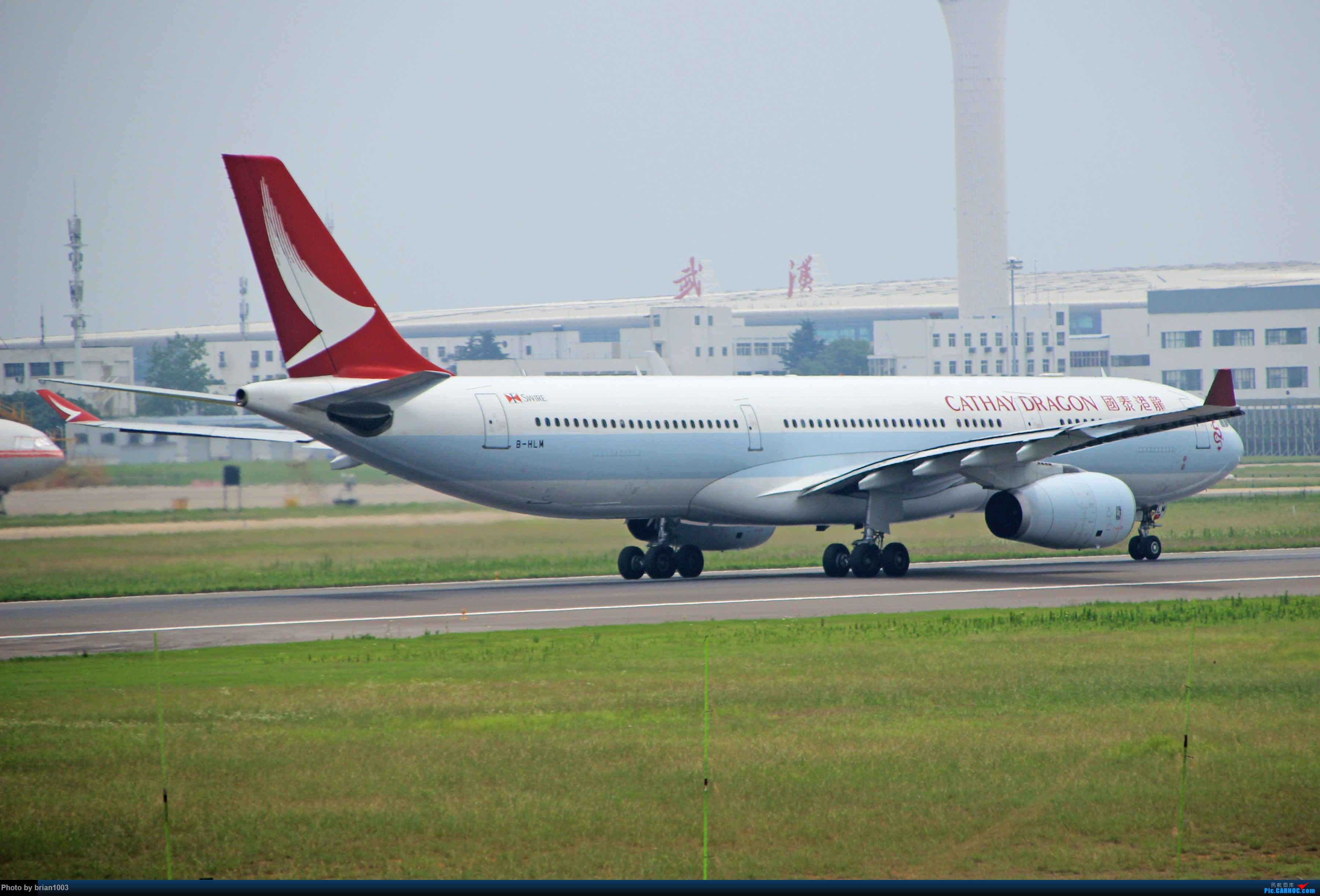 Re:[原创]WUH天河机场拍机之六月还有啥(X7家744F、天津大韩港龙333、巴基斯坦772、B6419、ER-BBJ 74F、某菊塞斯纳、俄航国航77W) AIRBUS A330-300 B-HLM 中国武汉天河国际机场