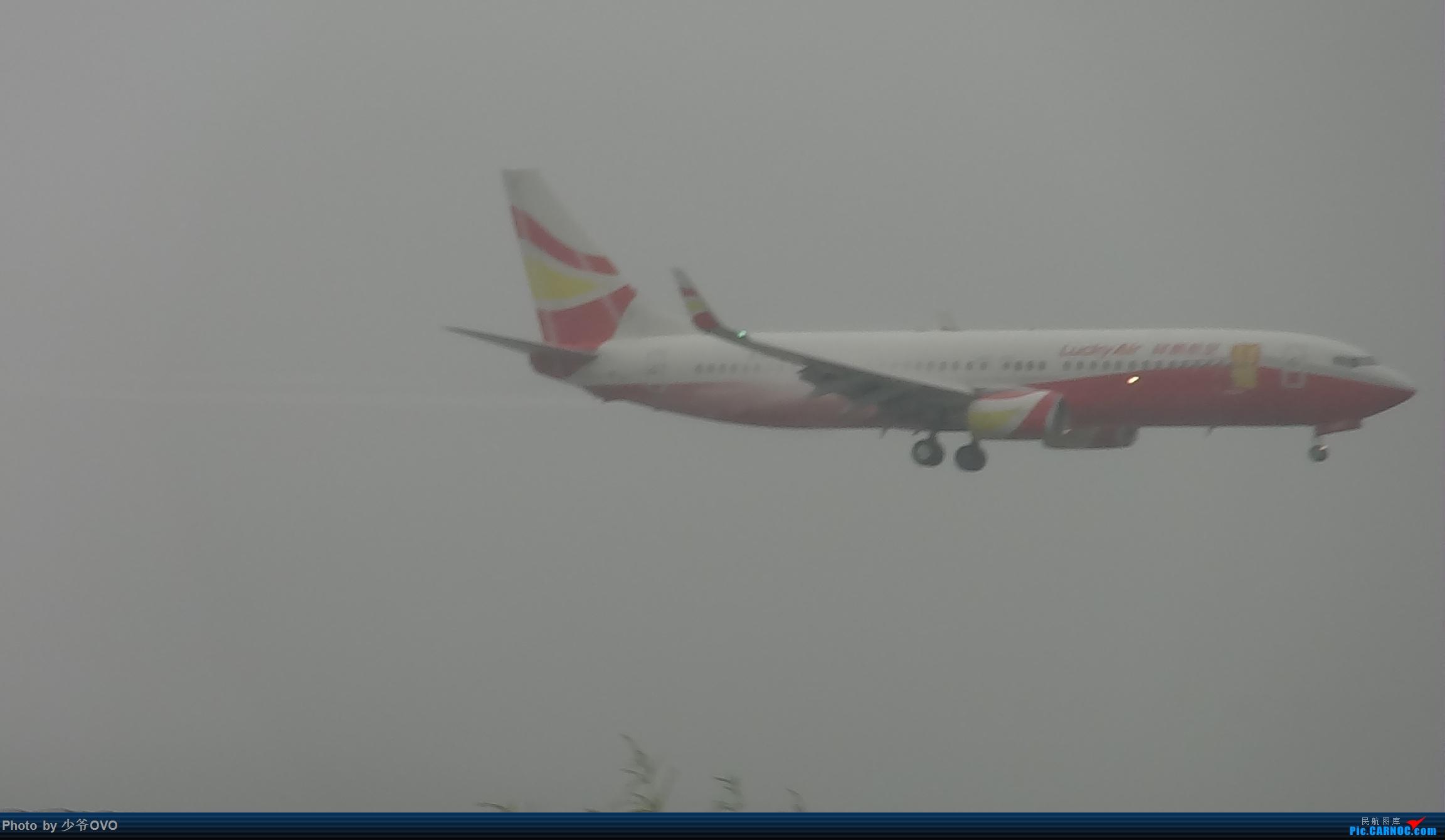 Re:[原创]重庆江北机场拍机,阿特拉斯航空748F BOEING 737-800 B-5407 中国重庆江北国际机场