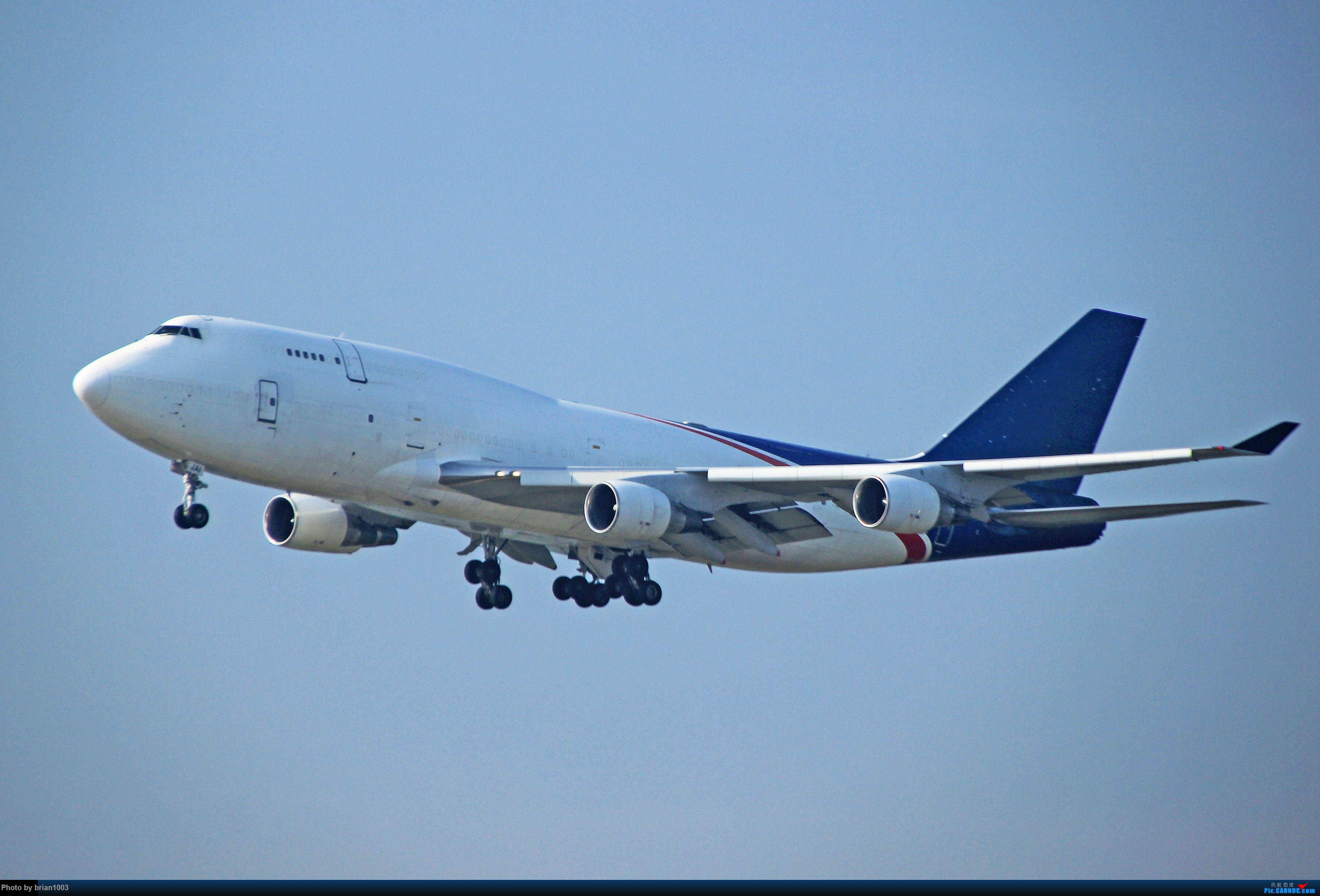 Re:[原创]WUH天河机场拍机之六月还有啥(X7家744F、天津大韩港龙333、巴基斯坦772、B6419、ER-BBJ、某菊彩蛋、俄航77W、国航中法建交77W) BOEING 747-400 ER-JAI 中国武汉天河国际机场