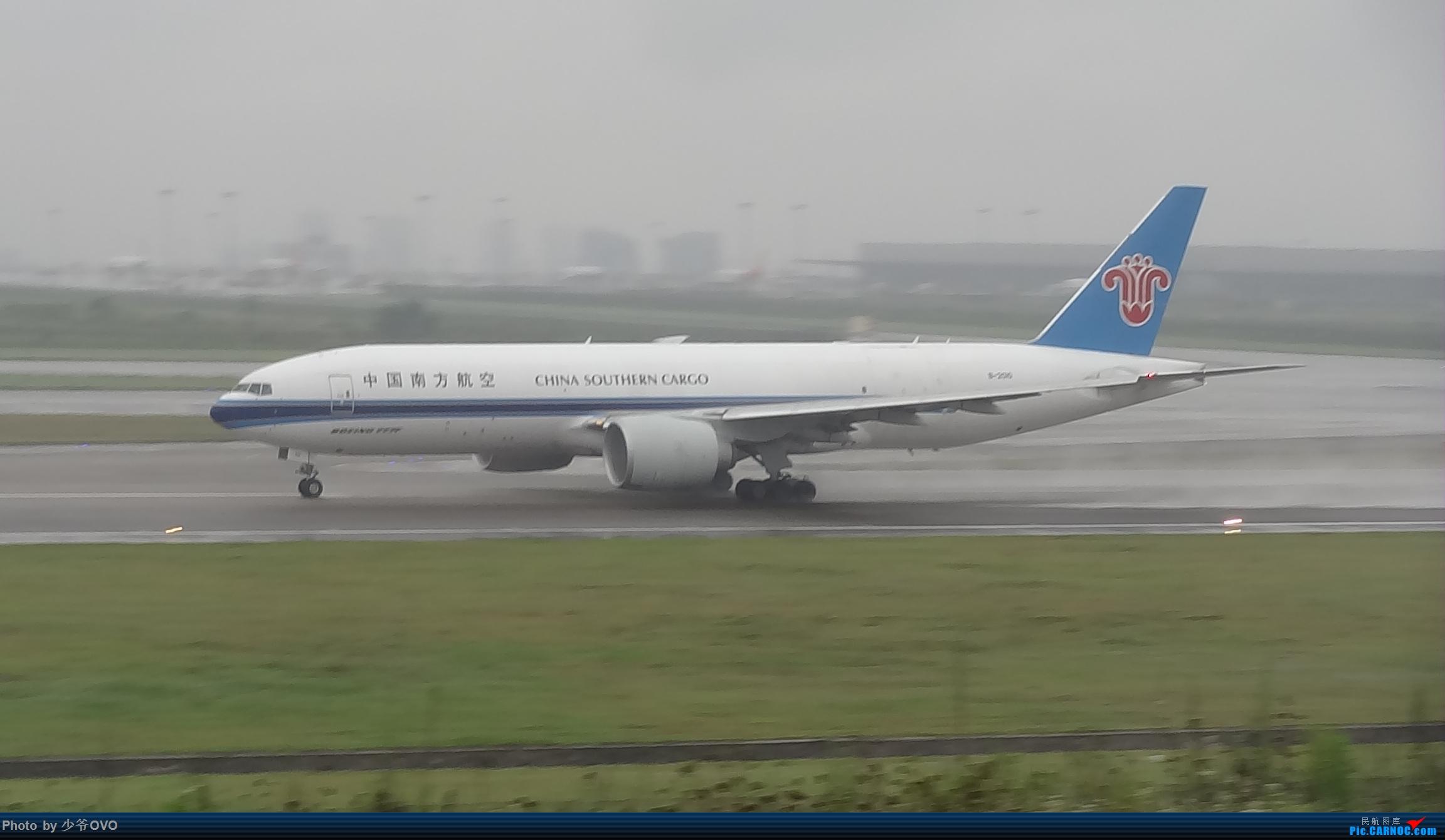 Re:[原创]CKG重庆江北机场拍机 ,中法建交50周年 BOEING 777F B-2010 中国重庆江北国际机场