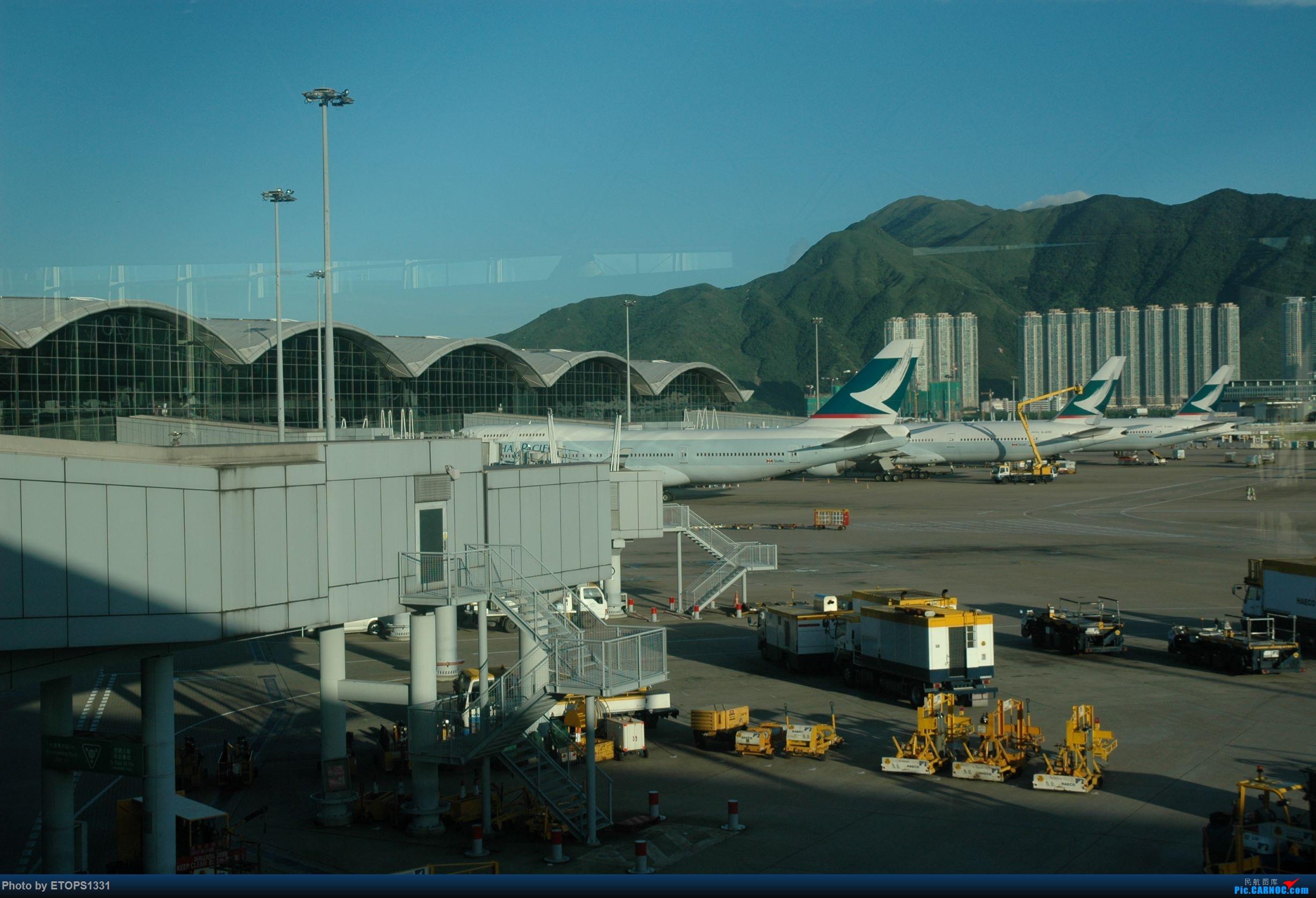 Re:[原创]2013年的HKG    中国香港国际机场