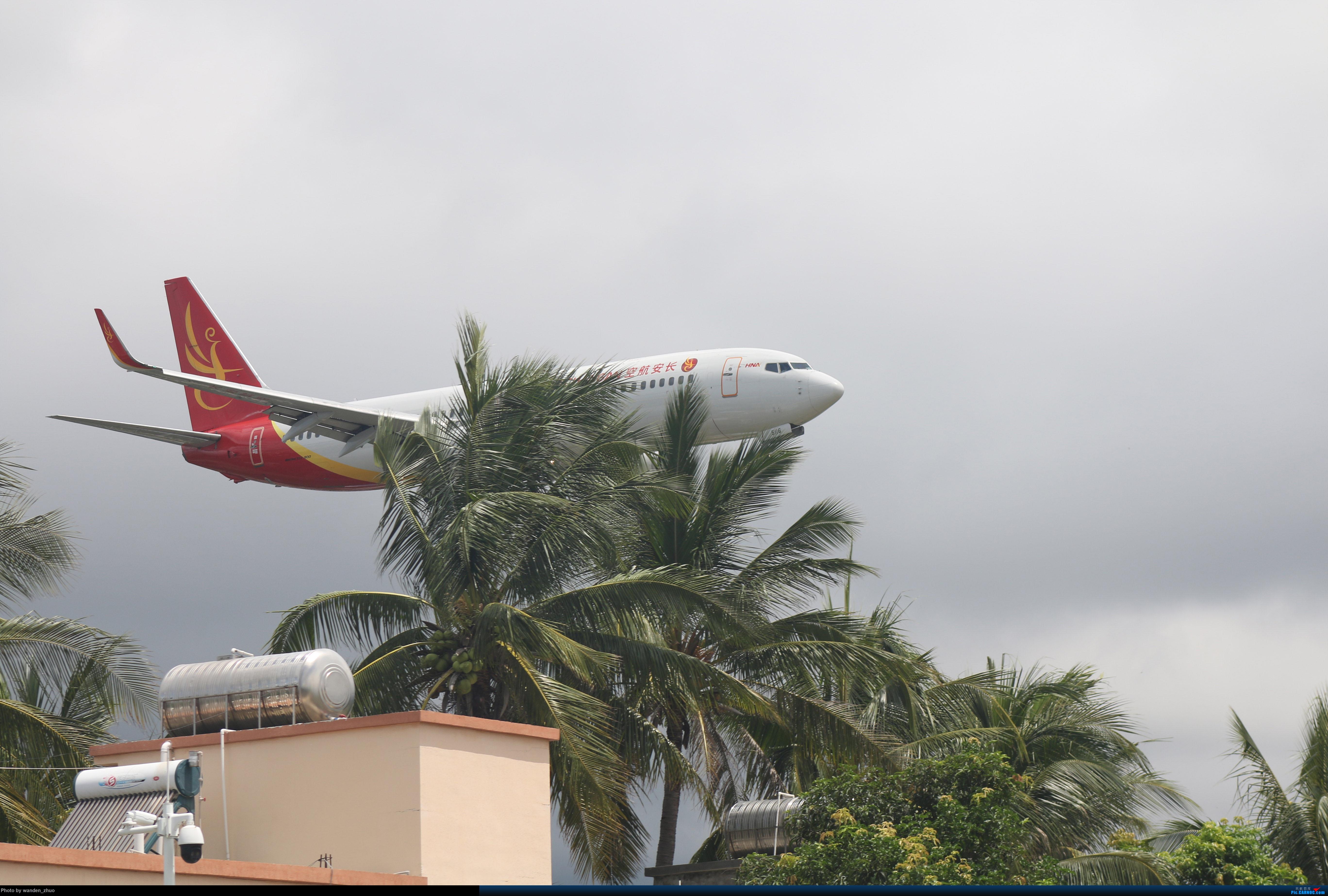 Re:[原创]人生第一次在机场拍机,献给三亚凤凰机场 BOEING 737-800 B-5116 中国三亚凤凰国际机场