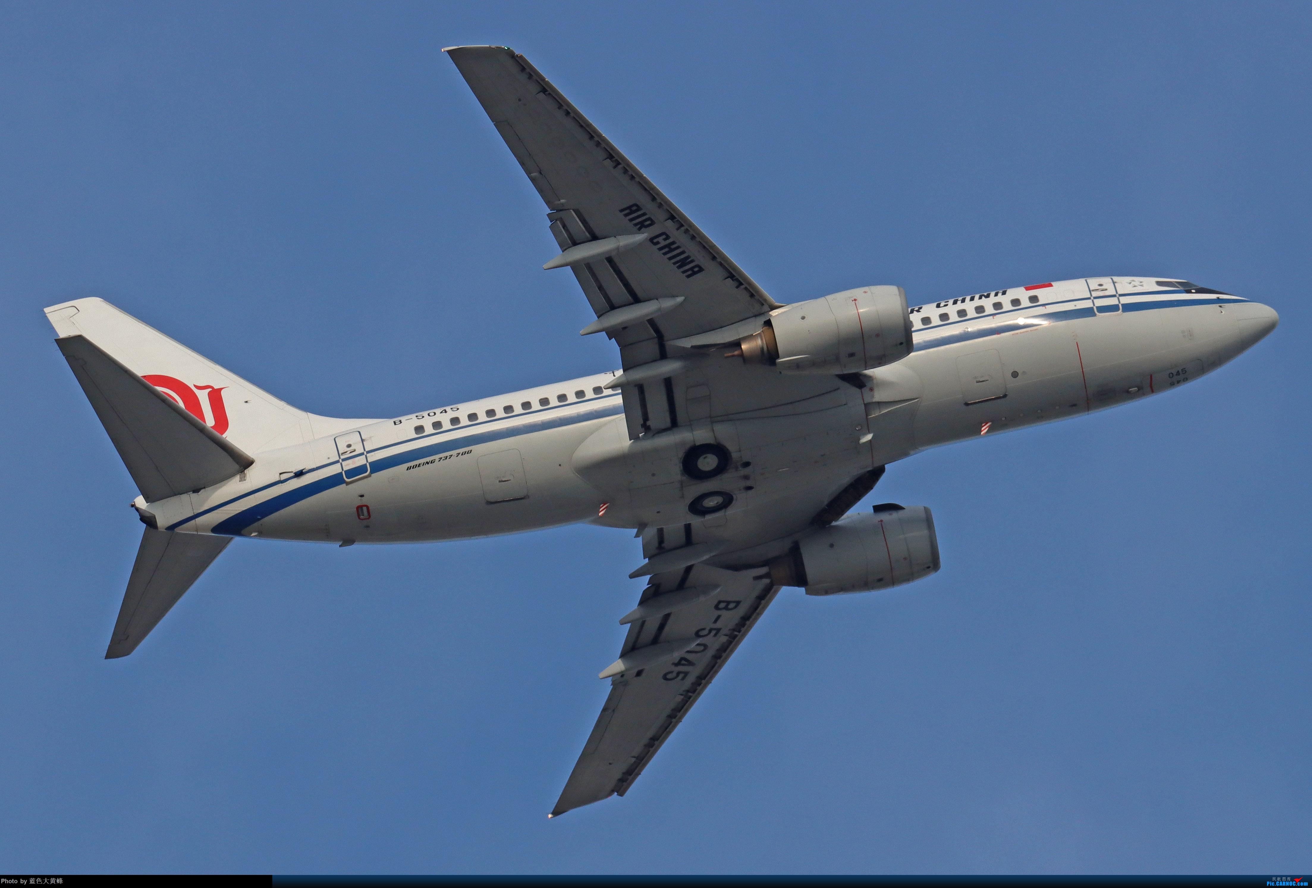 Re:[原创]PEK5.24随拍 BOEING 737-700 B-5045 中国北京首都国际机场