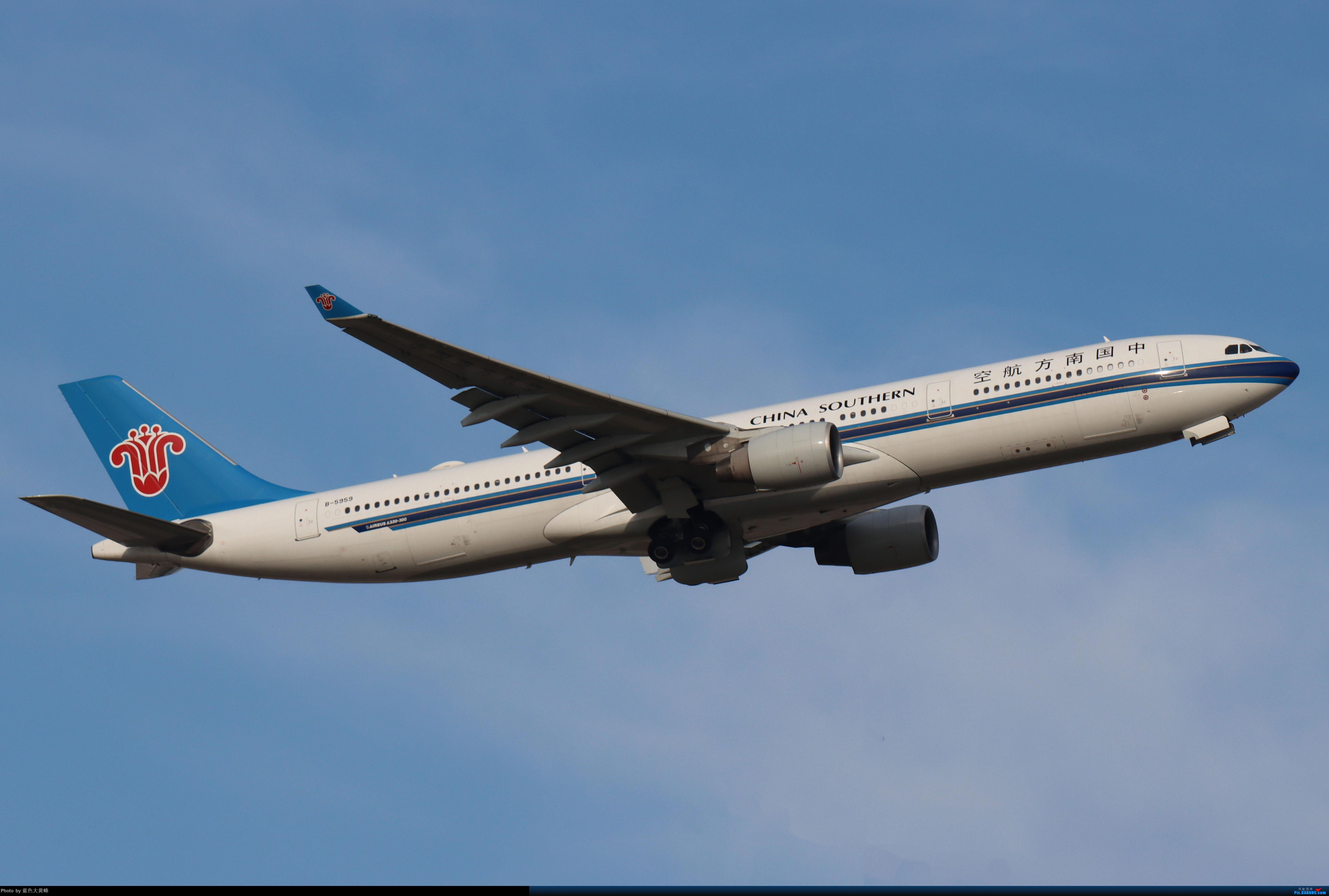 Re:[原创]PEK5.24随拍 AIRBUS A330-300 B-5959 中国北京首都国际机场