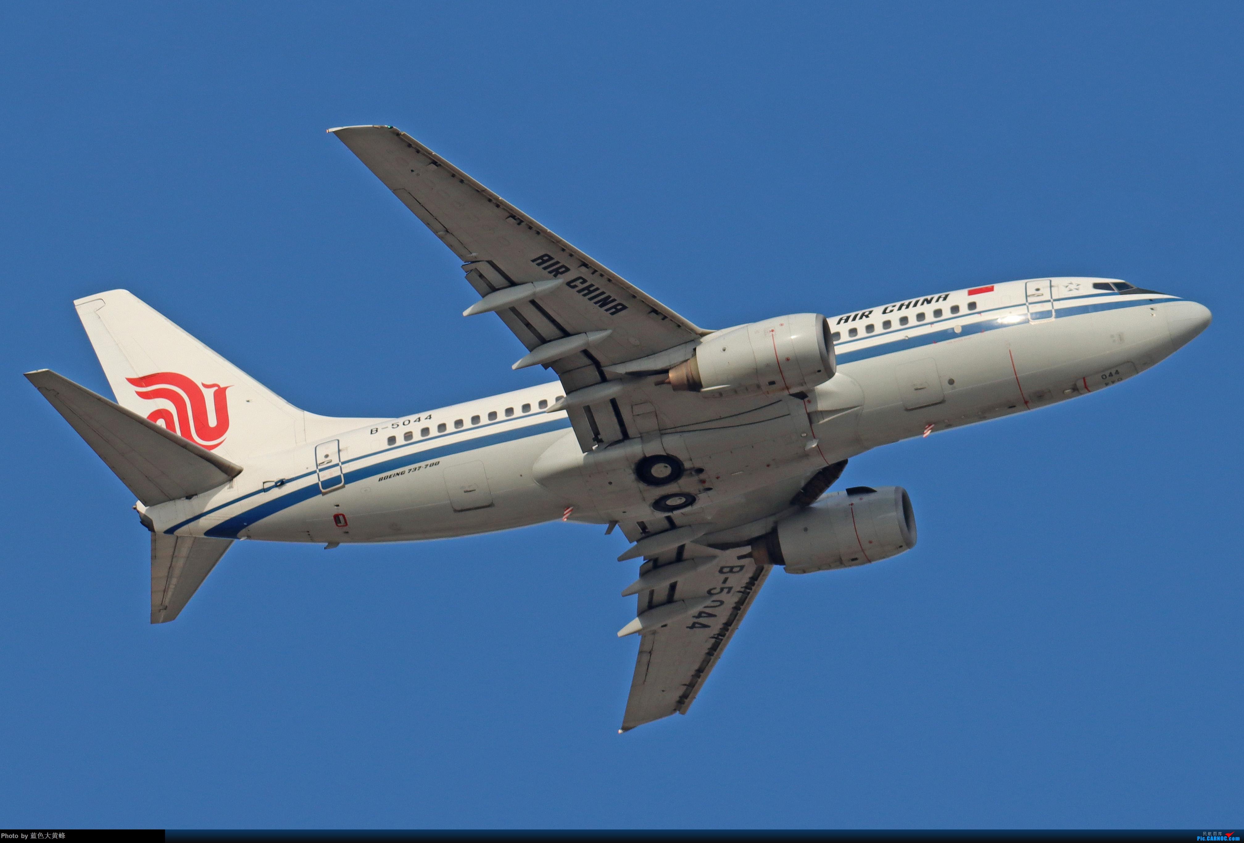 Re:[原创]PEK5.24随拍 BOEING 737-700 B-5044 中国北京首都国际机场