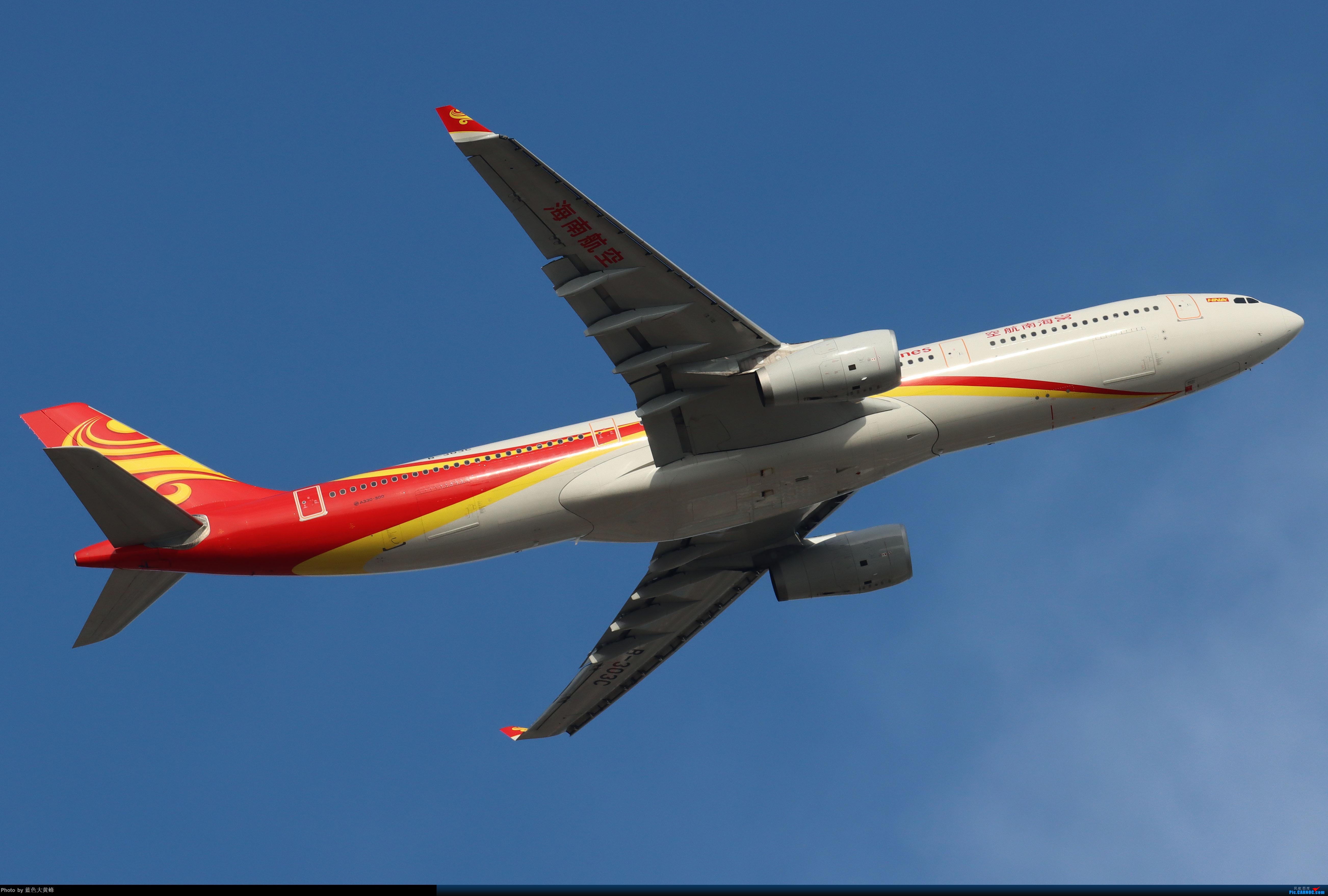 Re:[原创]PEK5.24随拍 AIRBUS A330-300 B-303C 中国北京首都国际机场