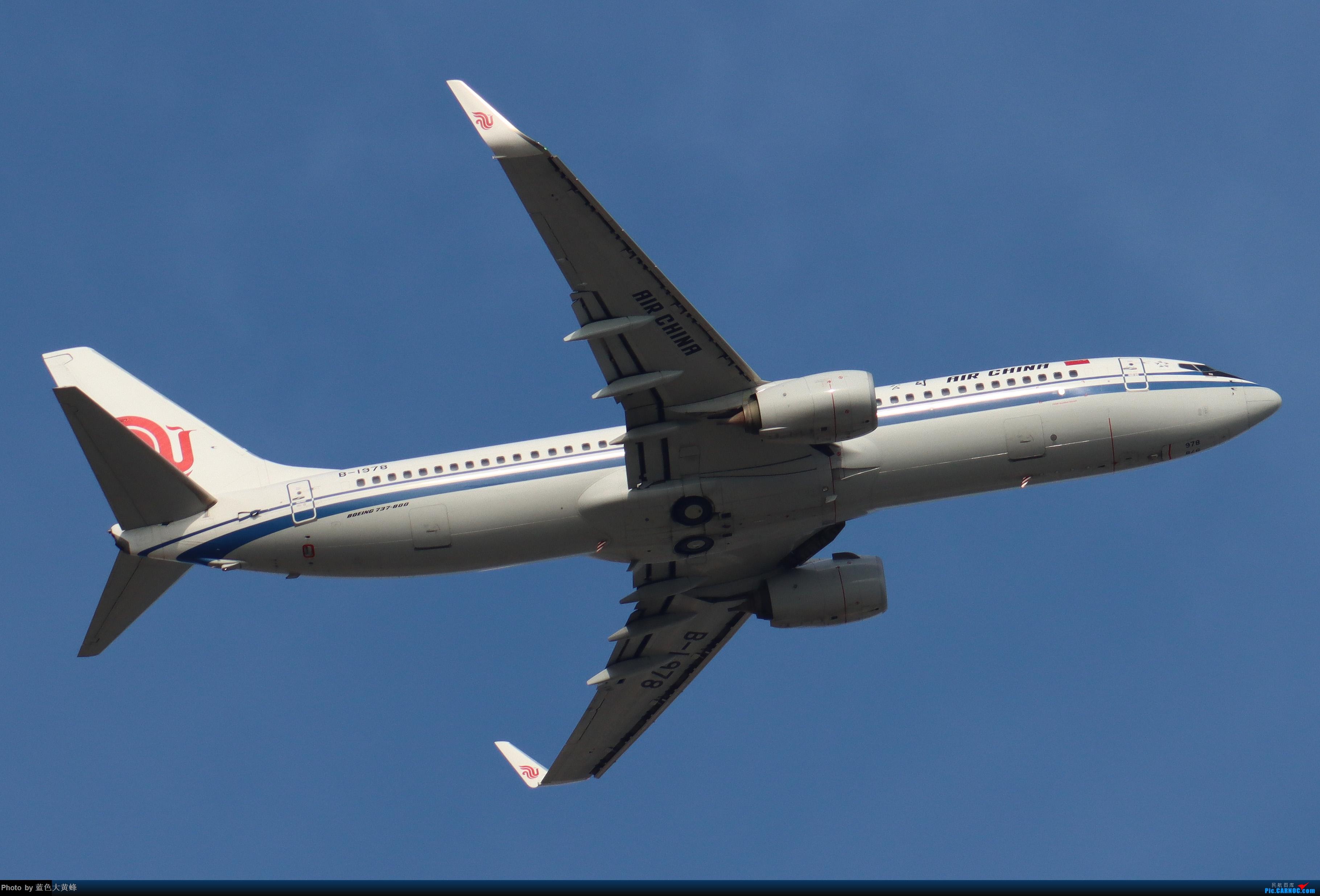 Re:[原创]PEK5.24随拍 BOEING 737-800 B-1978 中国北京首都国际机场