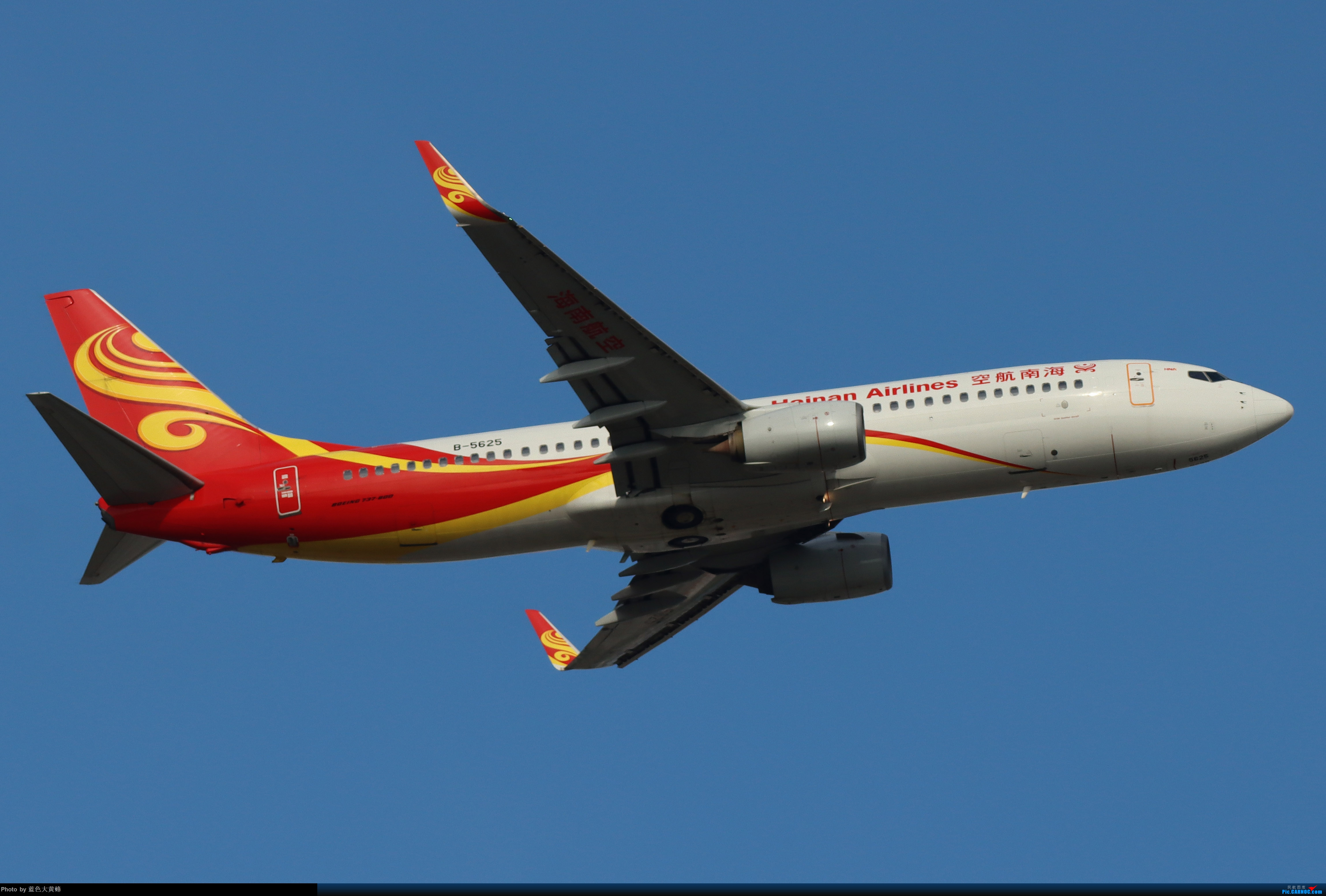 Re:[原创]PEK5.24随拍 BOEING 737-800 B-5625 中国北京首都国际机场