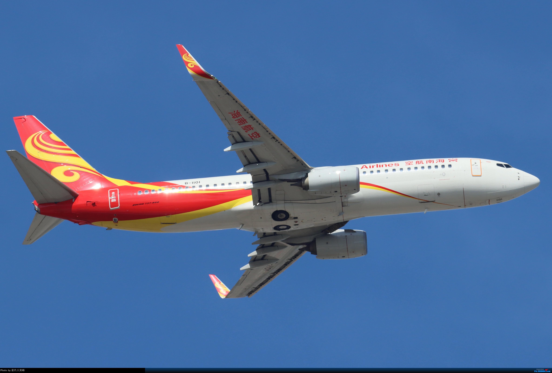 Re:[原创]PEK5.24随拍 BOEING 737-800 B-1101 中国北京首都国际机场