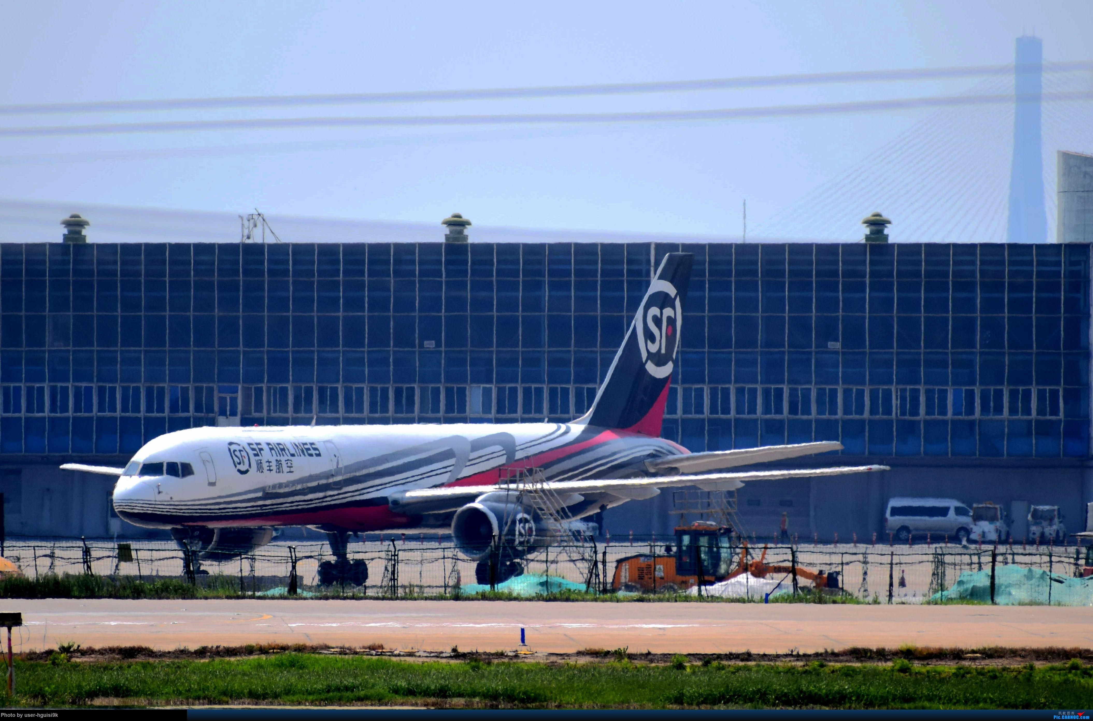 Re:[原创]济南遥墙机场拍机杂图。 BOEING 757  中国济南遥墙国际机场