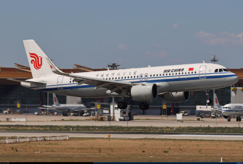 Re:[原创]PEK5.24随拍 AIRBUS A320NEO B-30C2 中国北京首都国际机场