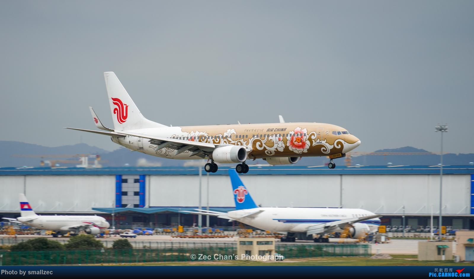 Re:[原创]【CAN】久违了,2020首次西跑拍机集锦 BOEING 737-800 B-5390 中国广州白云国际机场