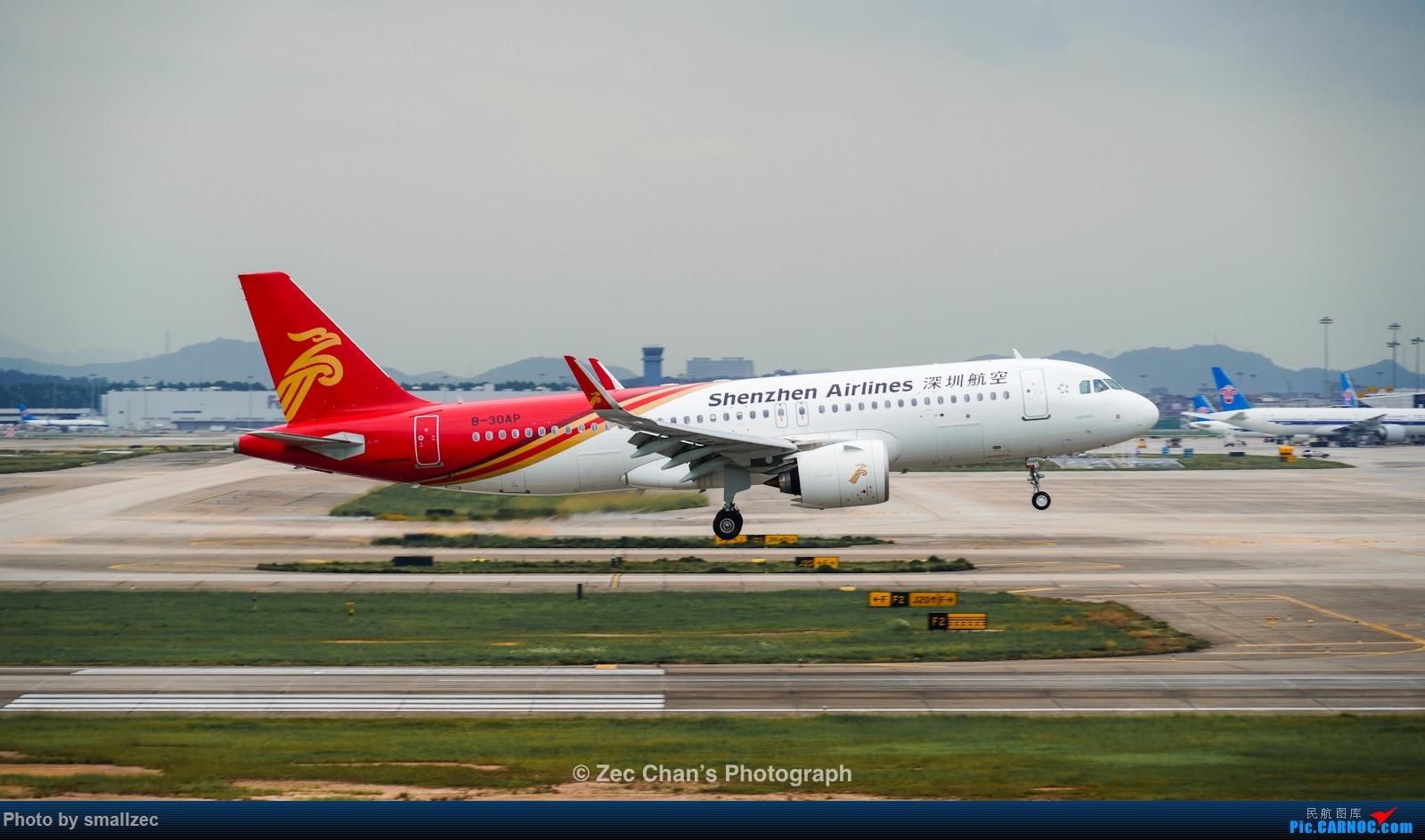Re:[原创]【CAN】久违了,2020首次西跑拍机集锦 AIRBUS A320NEO B-30AP 中国广州白云国际机场