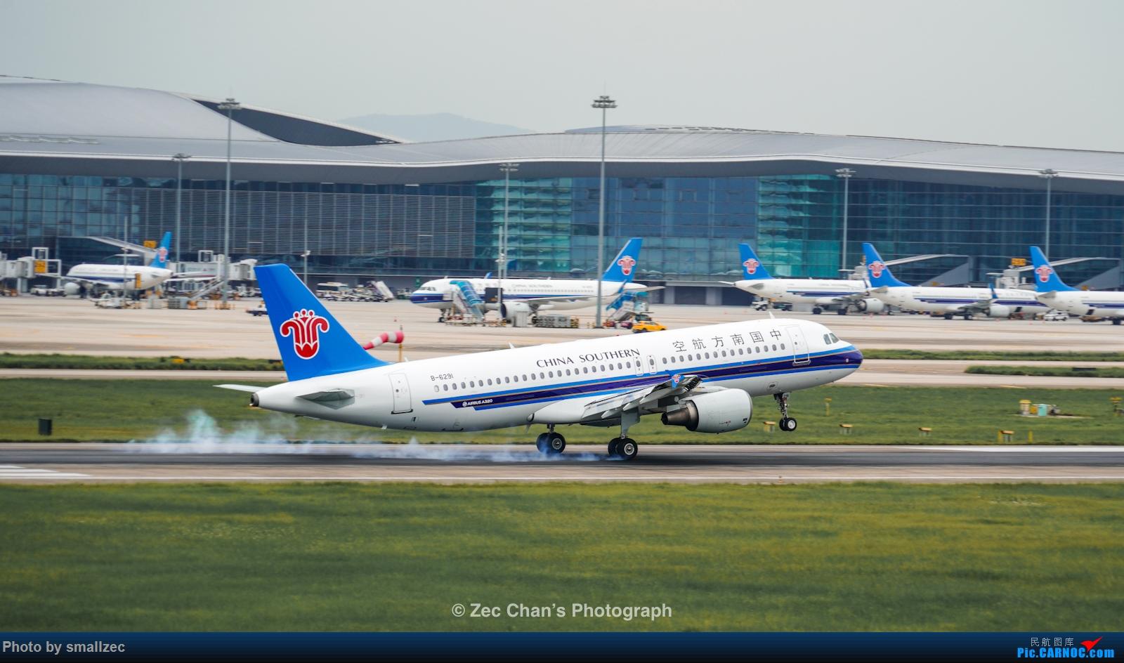 Re:[原创]【CAN】久违了,2020首次西跑拍机集锦 AIRBUS A320-200 B-6291 中国广州白云国际机场