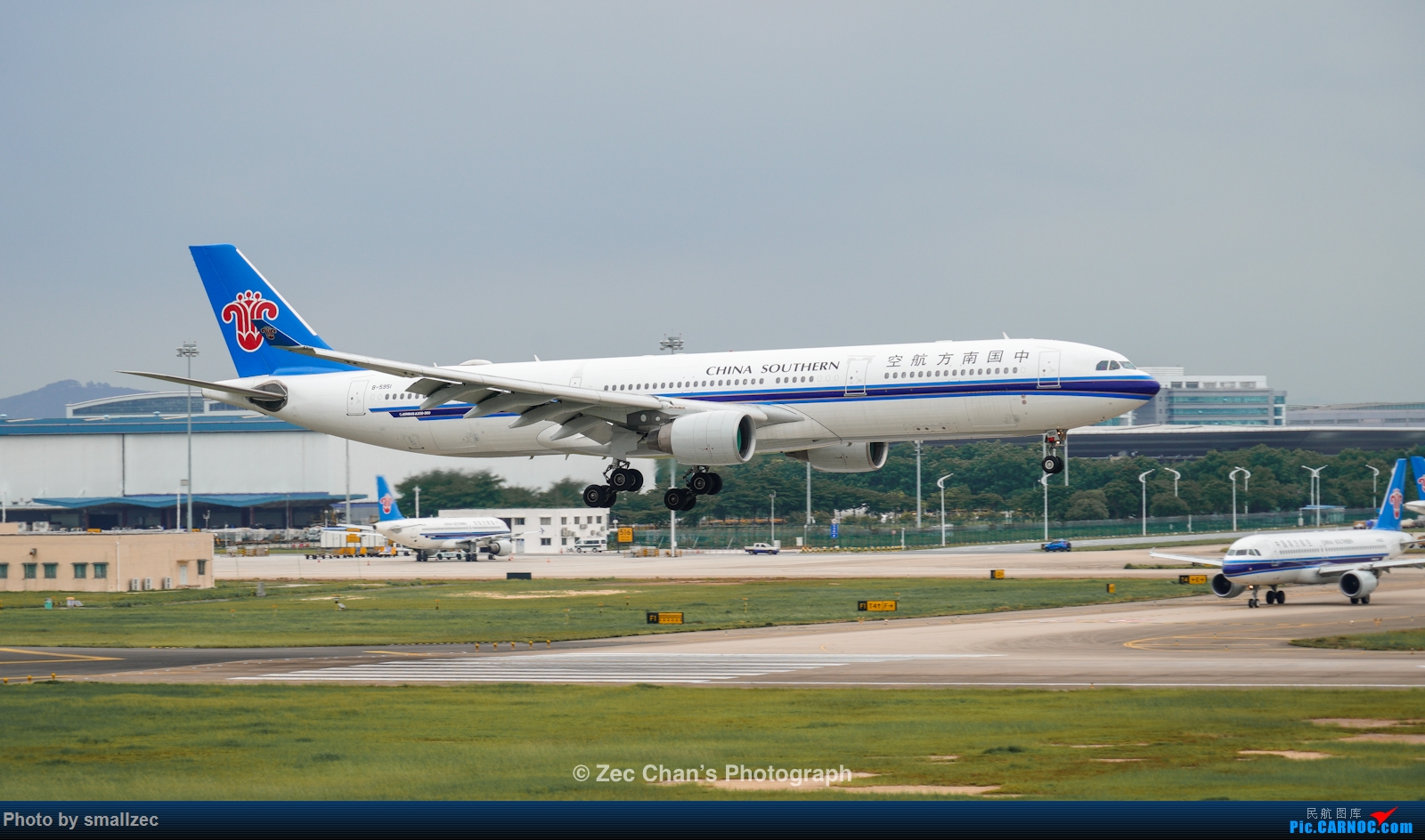 Re:[原创]【CAN】久违了,2020首次西跑拍机集锦 AIRBUS A330-300 B-5951 中国广州白云国际机场