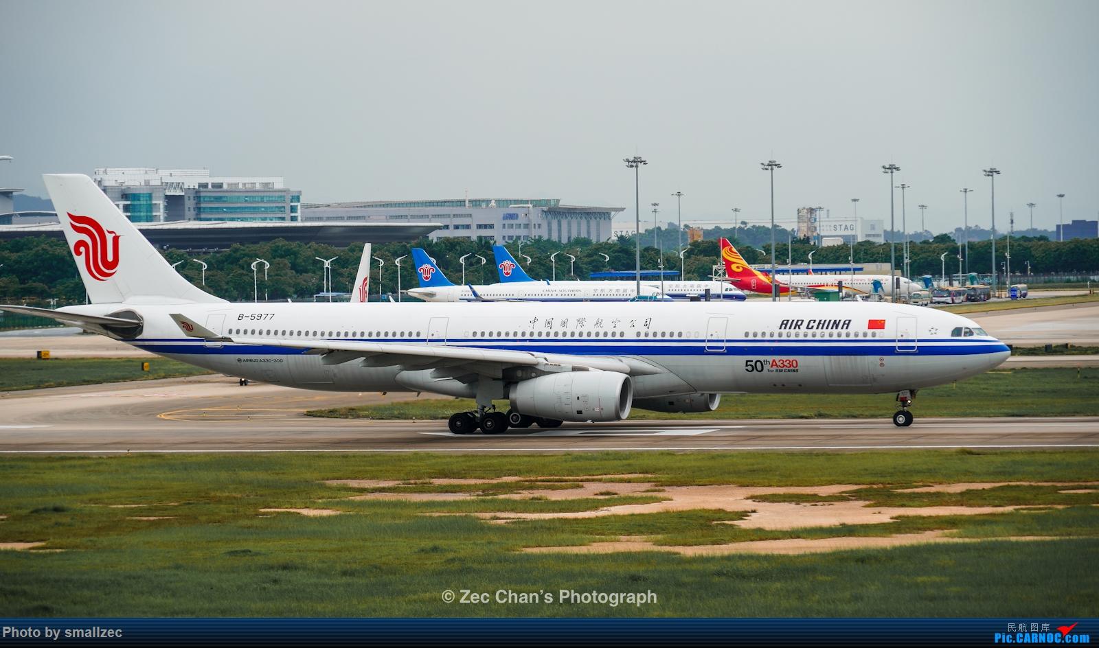 Re:[原创]【CAN】久违了,2020首次西跑拍机集锦 AIRBUS A330-300 B-5977 中国广州白云国际机场
