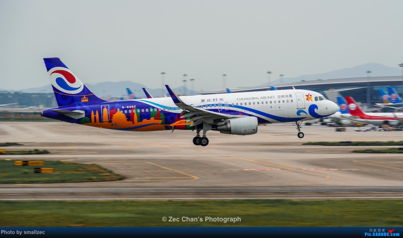 Re:[原创]【CAN】久违了,2020首次西跑拍机集锦 AIRBUS A320-200 B-8987 中国广州白云国际机场