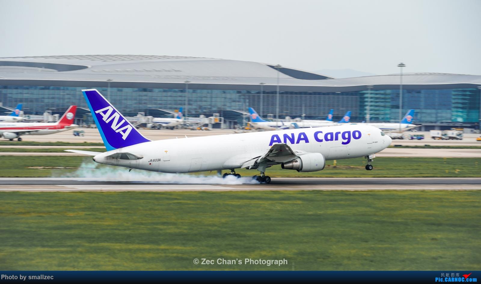 Re:[原创]【CAN】久违了,2020首次西跑拍机集锦 BOEING 767-300ERF JA603A 中国广州白云国际机场