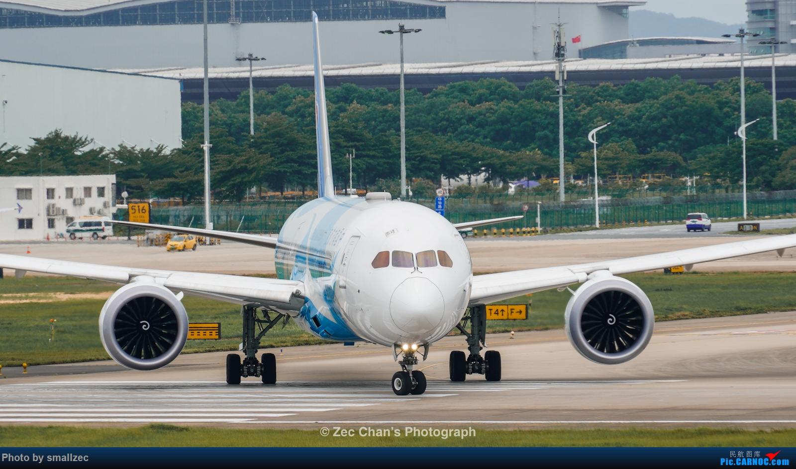 Re:[原创]【CAN】久违了,2020首次西跑拍机集锦 BOEING 787-9 B-20CJ 中国广州白云国际机场