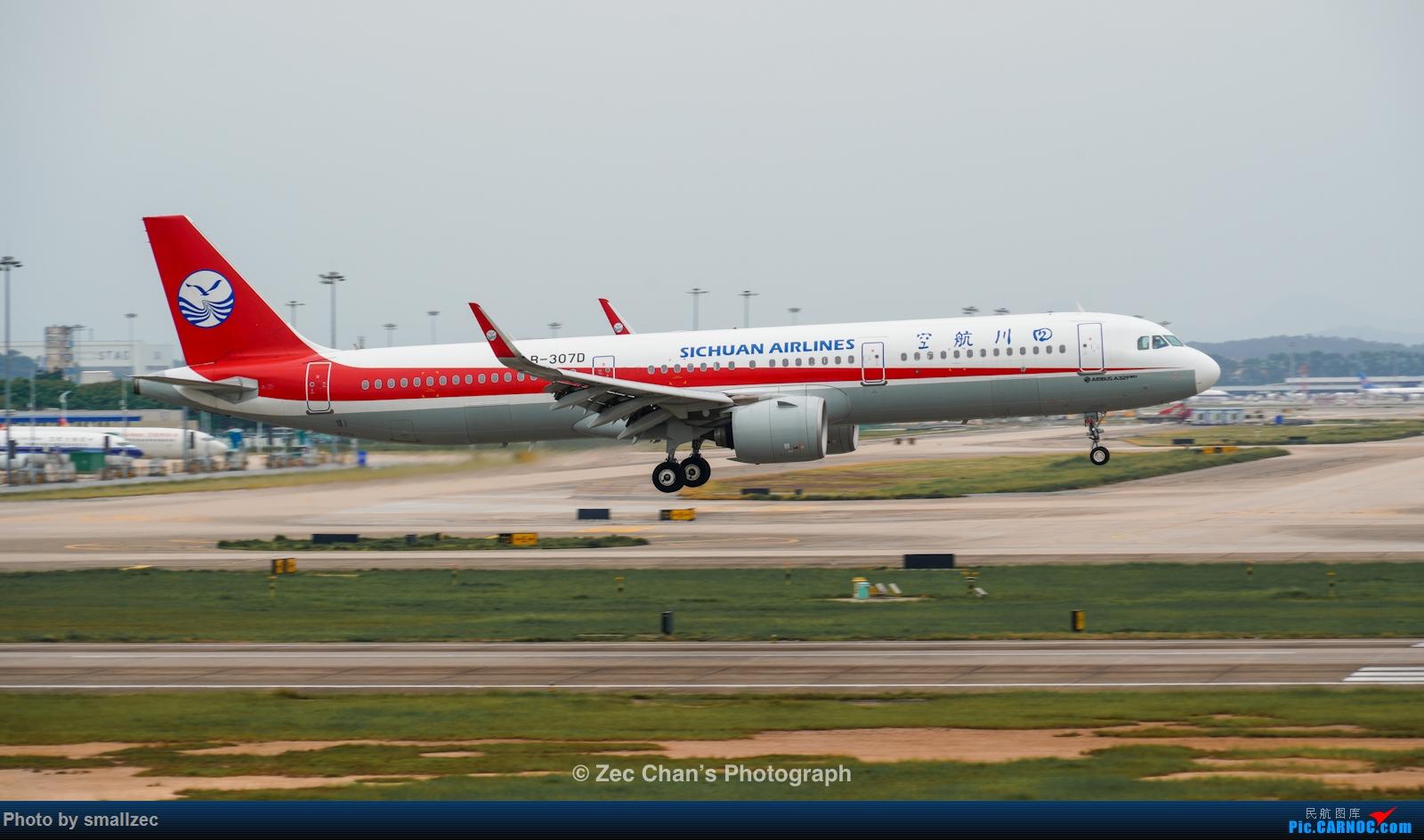 Re:[原创]【CAN】久违了,2020首次西跑拍机集锦 AIRBUS A321NEO B-307D 中国广州白云国际机场