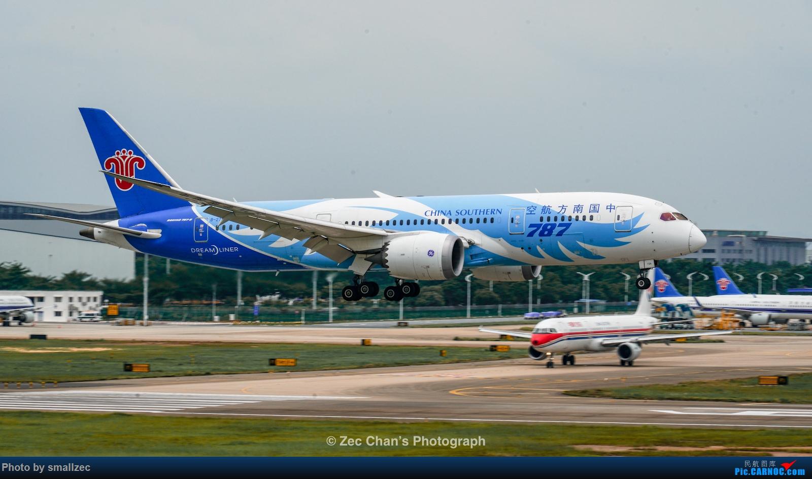 Re:[原创]【CAN】久违了,2020首次西跑拍机集锦 BOEING 787-8 B-2726 中国广州白云国际机场