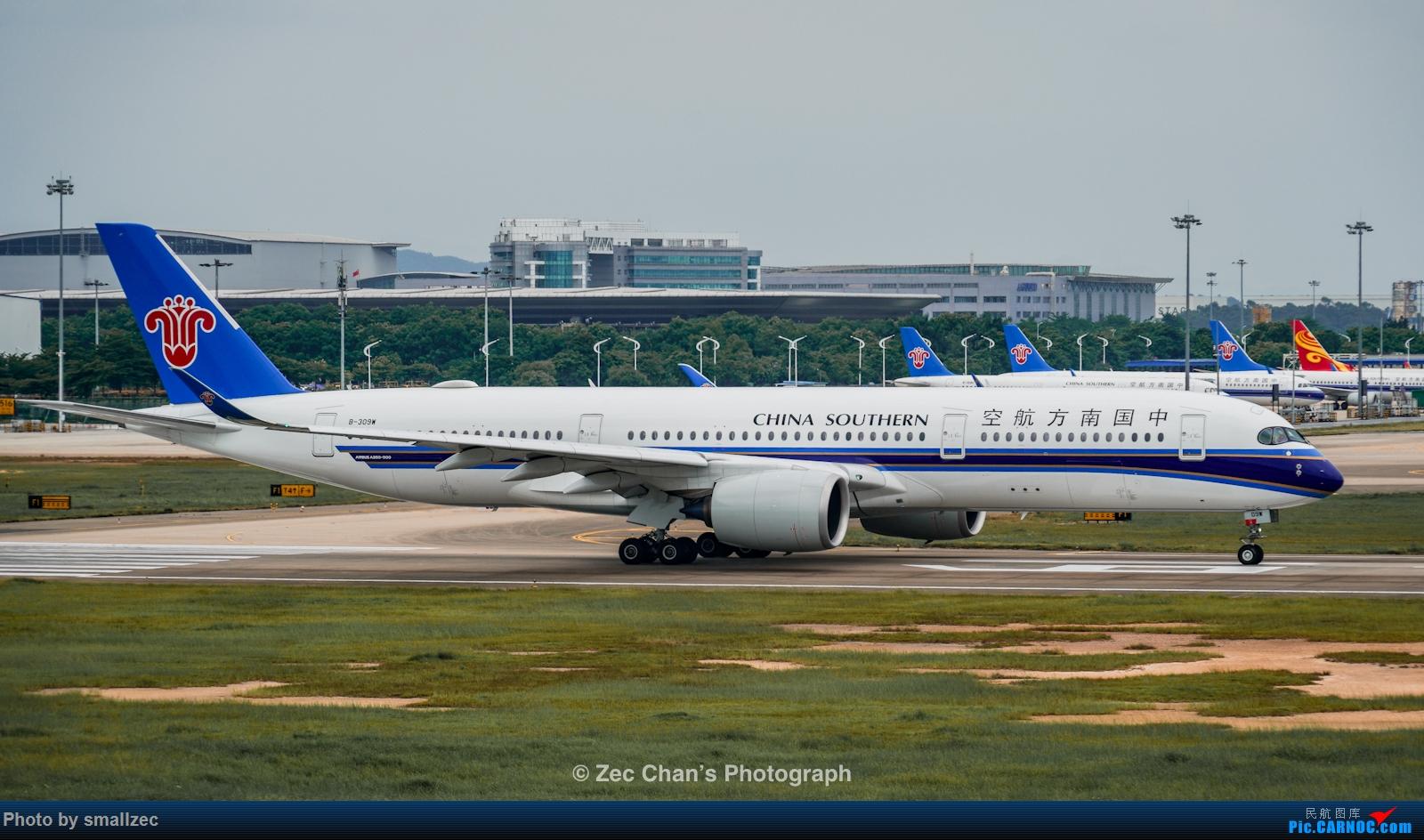 Re:[原创]【CAN】久违了,2020首次西跑拍机集锦 AIRBUS A350-900 B-309W 中国广州白云国际机场
