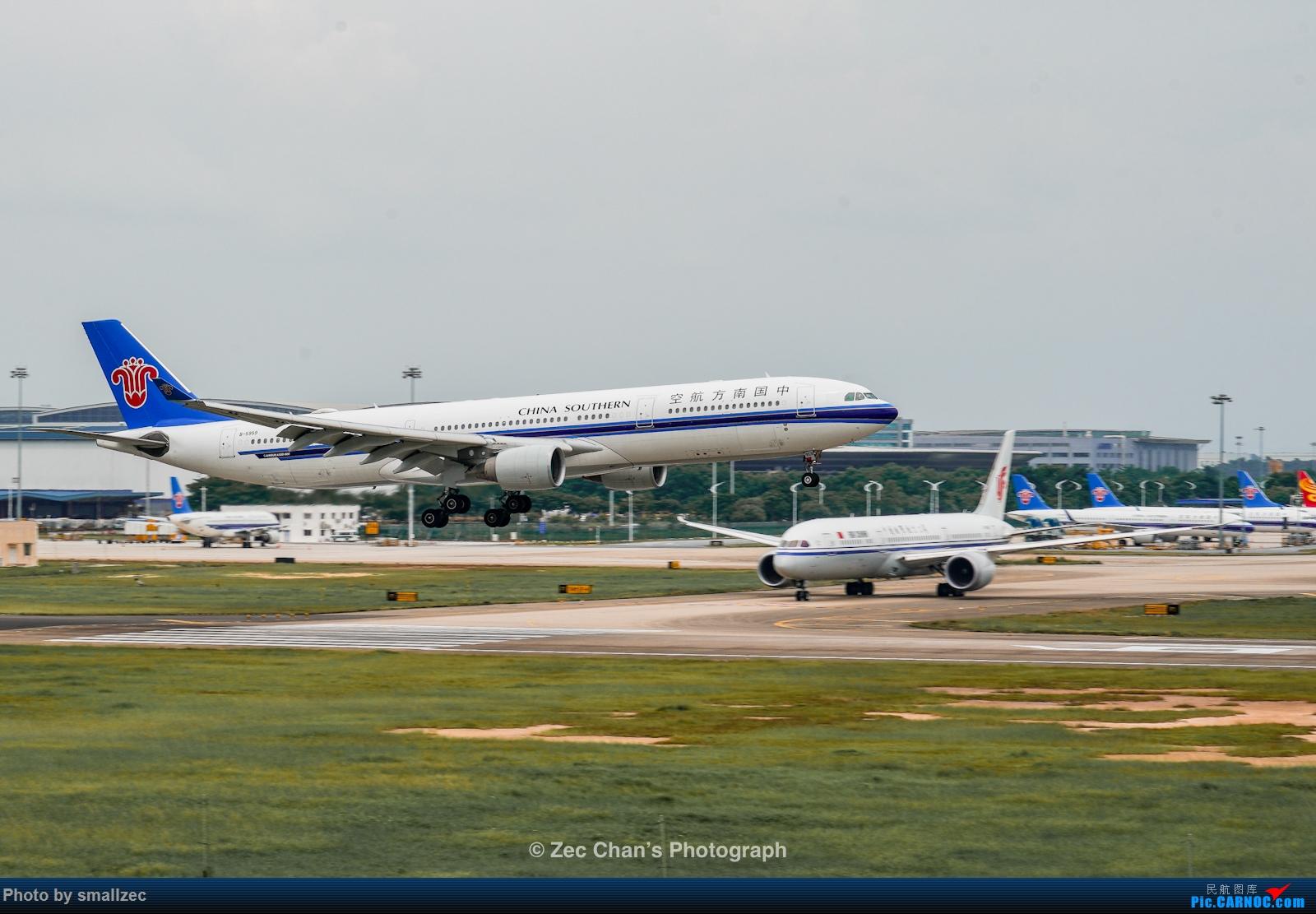 Re:[原创]【CAN】久违了,2020首次西跑拍机集锦 AIRBUS A330-300 B-5959 中国广州白云国际机场