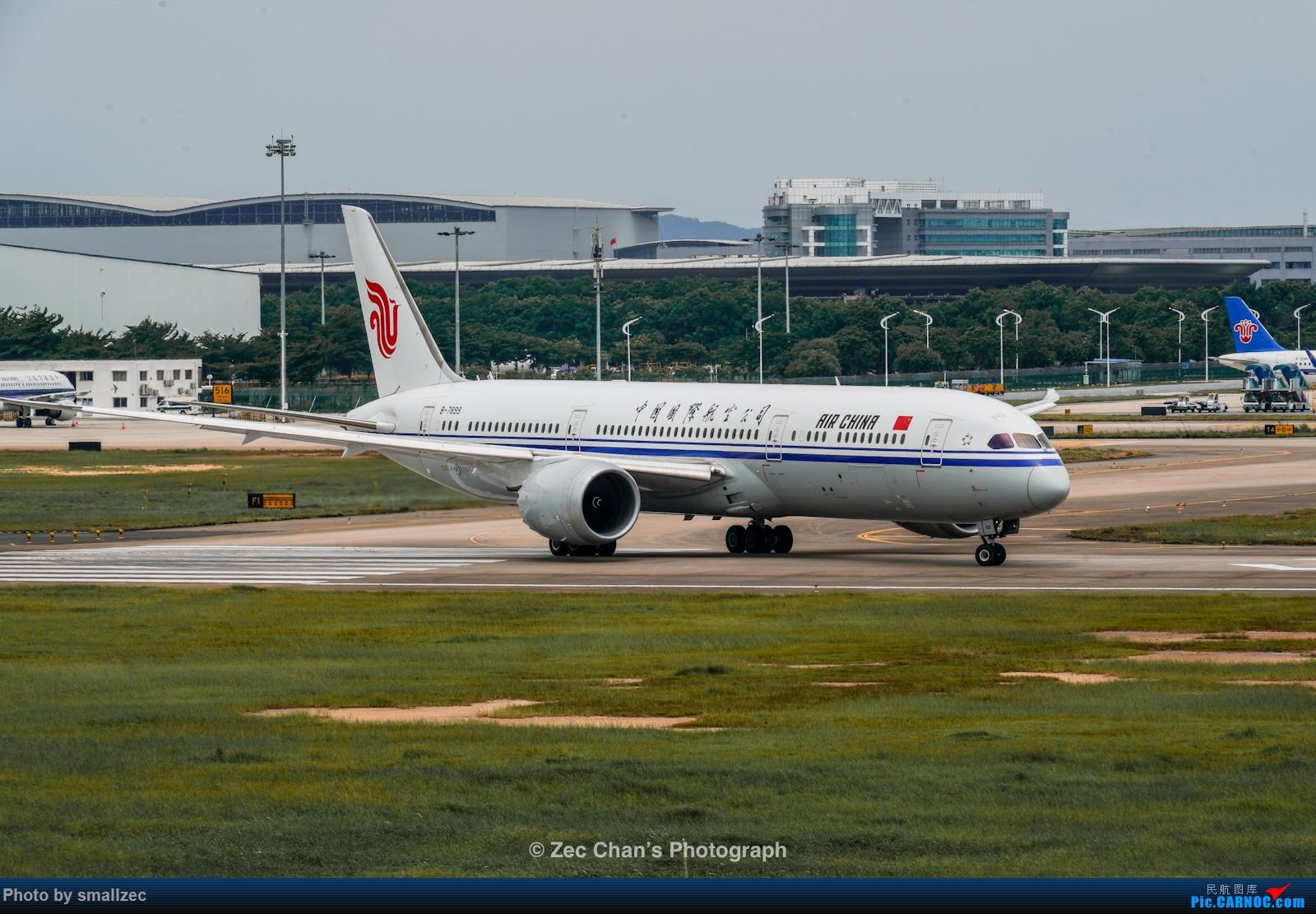 Re:[原创]【CAN】久违了,2020首次西跑拍机集锦 BOEING 787-9 B-7899 中国广州白云国际机场
