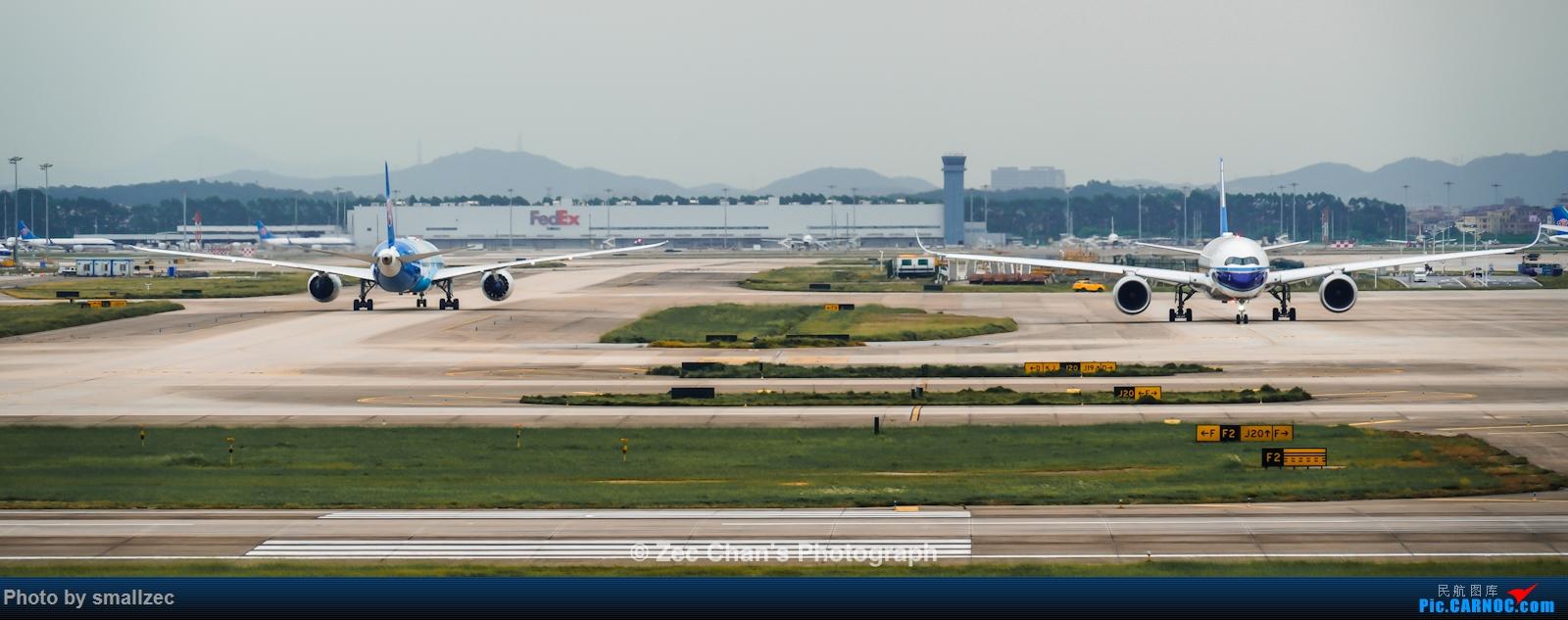 Re:[原创]【CAN】久违了,2020首次西跑拍机集锦 AIRBUS A350-900  中国广州白云国际机场