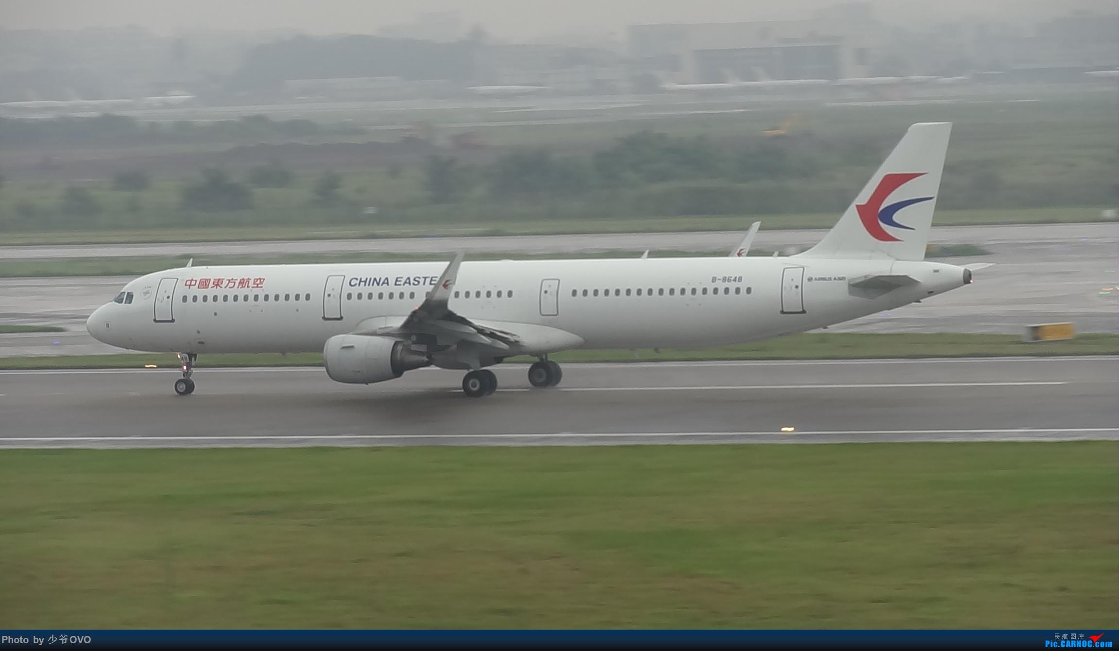 Re:[原创]CKG重庆江北机场拍机 AIRBUS A321-200 B-8648 中国重庆江北国际机场