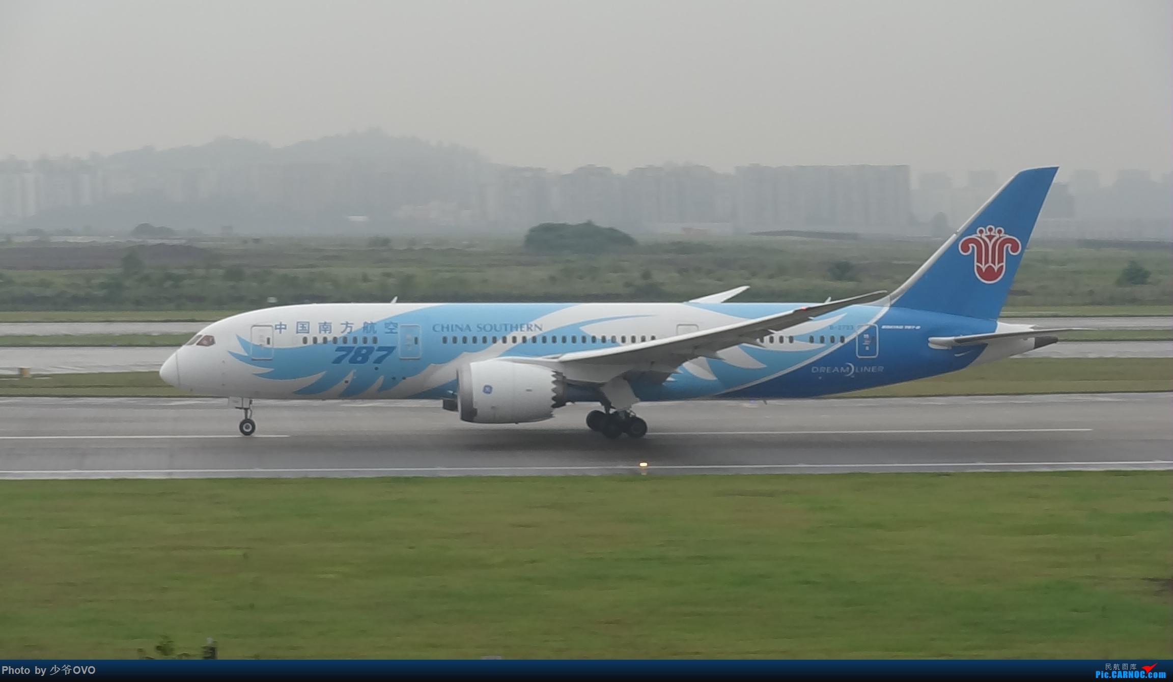 Re:[原创]CKG重庆江北机场拍机 BOEING 787-8 B-2733 中国重庆江北国际机场