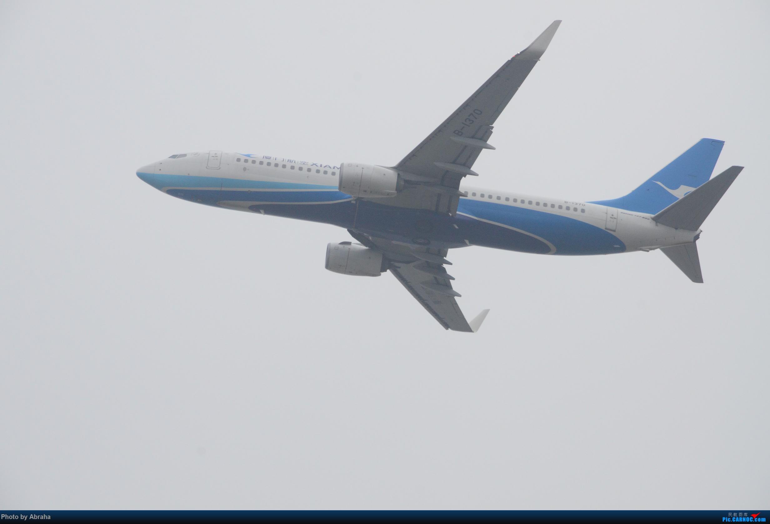 Re:[原创]国庆中的NKG BOEING 737-800 B-1370 南京