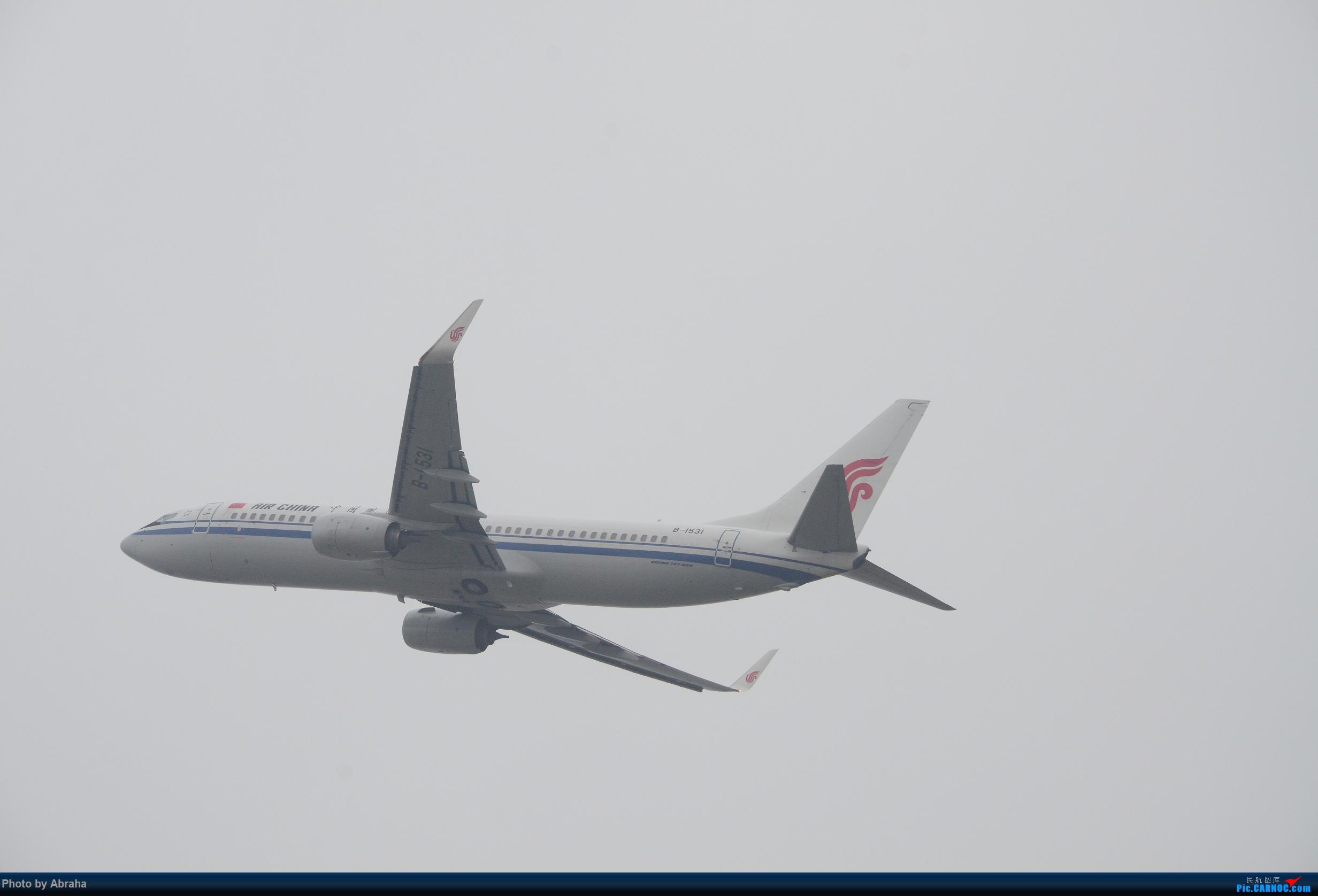 Re:[原创]国庆中的NKG BOEING 737-800 B-1531 南京