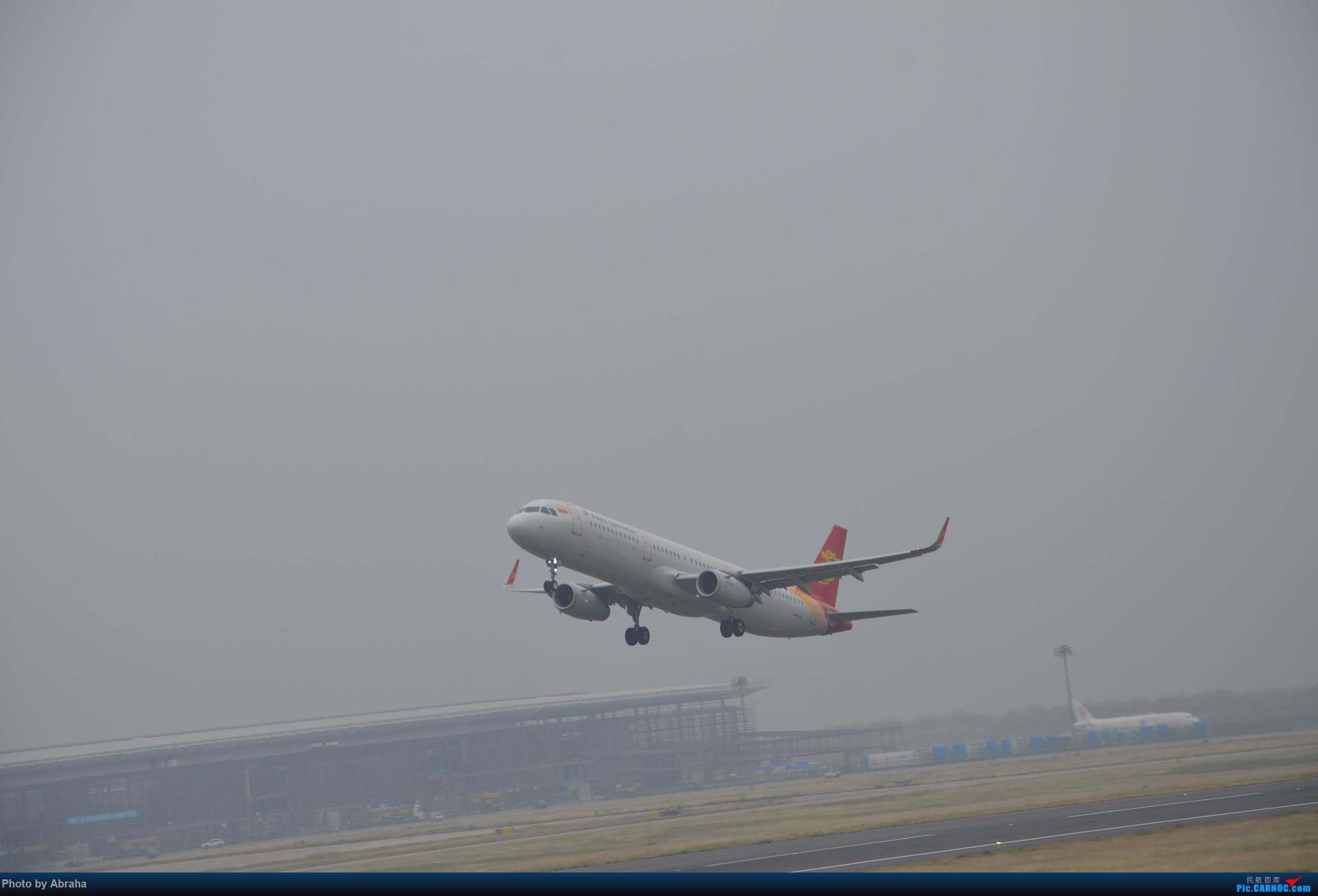 Re:[原创]国庆中的NKG AIRBUS A321-200 B-300G 南京