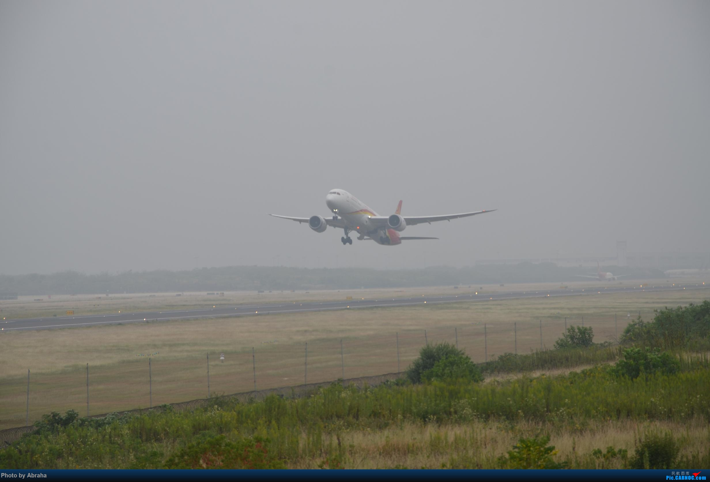 Re:[原创]国庆中的NKG BOEING 787-9 B-1119 南京
