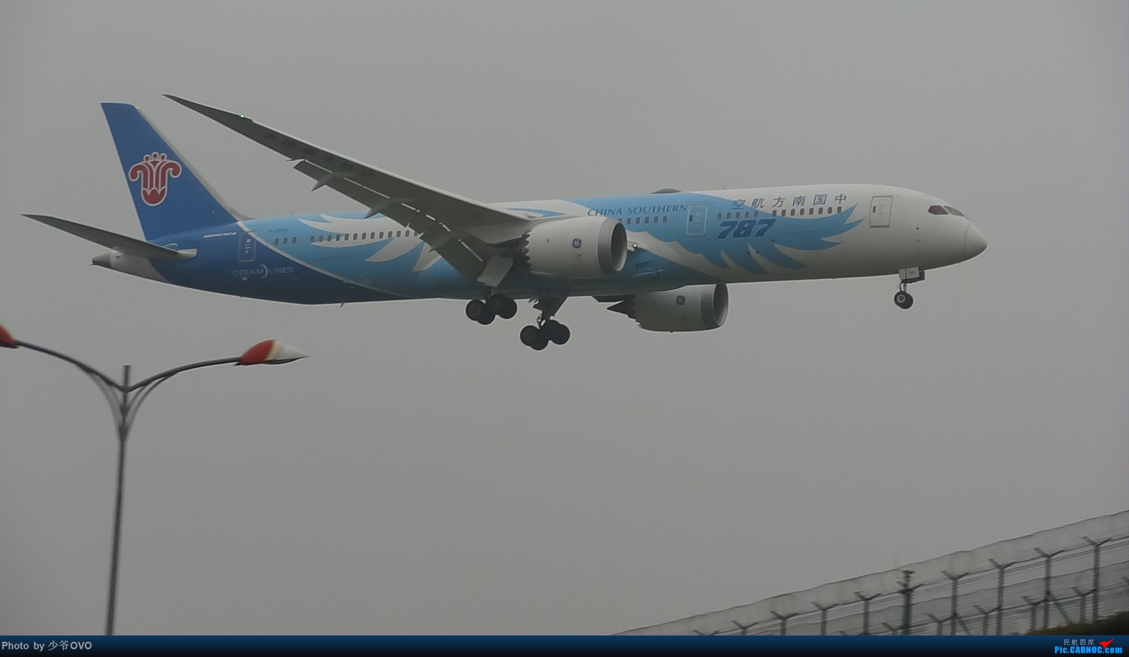 Re:[原创]CKG重庆江北机场拍机 ,渣图一堆,多指点 BOEING 787  中国重庆江北国际机场