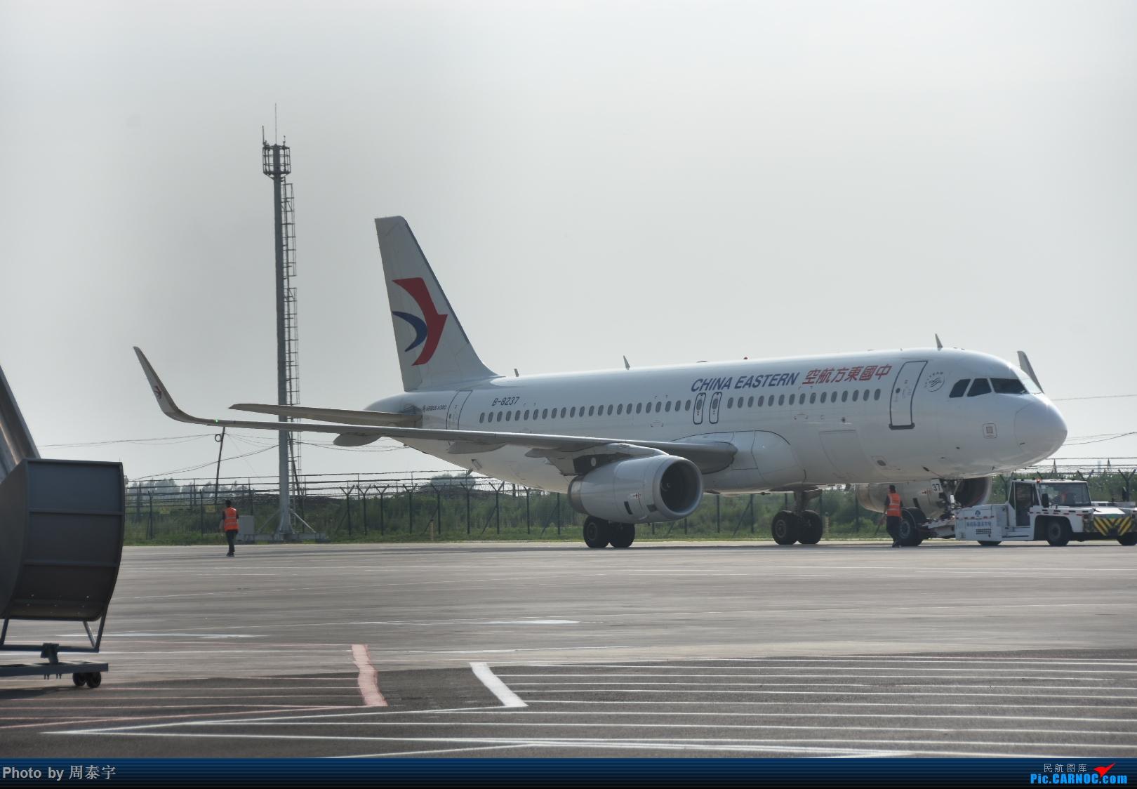 [原创]哈尔滨机场拍机之东方航空B-8237 AIRBUS A320-200 B-8237 中国哈尔滨太平国际机场