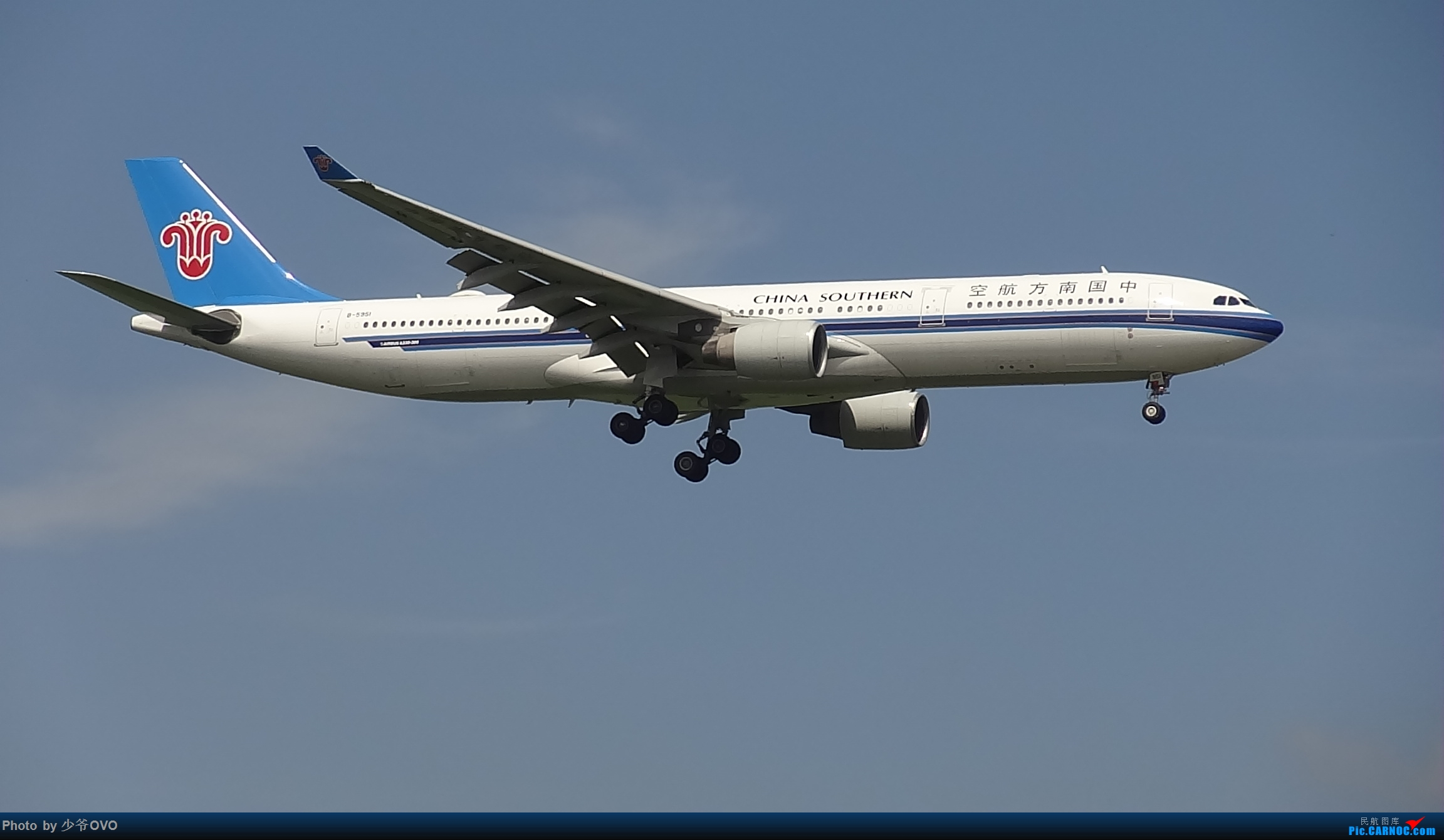 Re:[原创]CKG重庆江北机场拍机 AIRBUS A330-300 B-5951 中国重庆江北国际机场