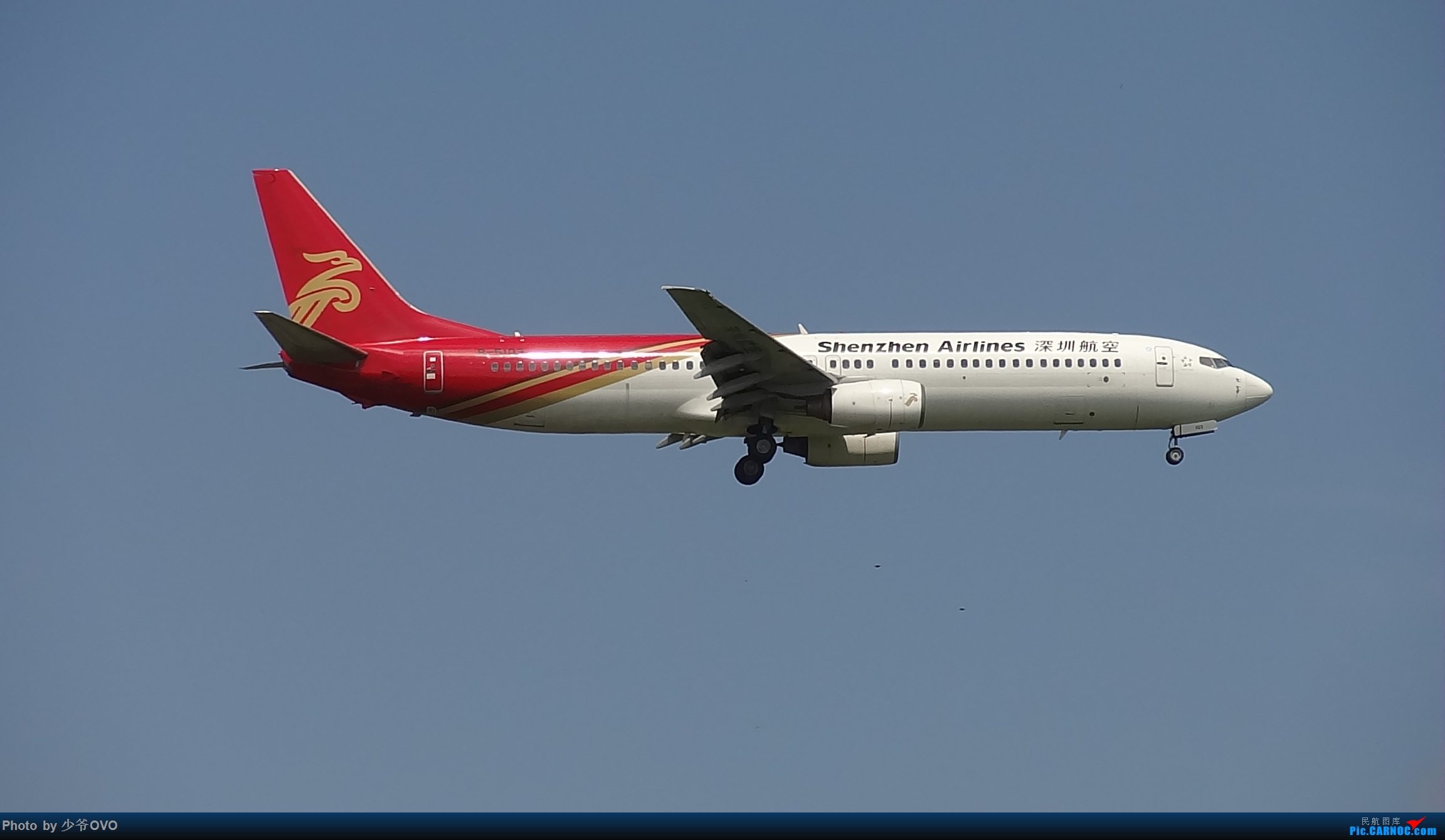 Re:[原创]CKG重庆江北机场拍机 BOEING 737-900 B-5103 中国重庆江北国际机场