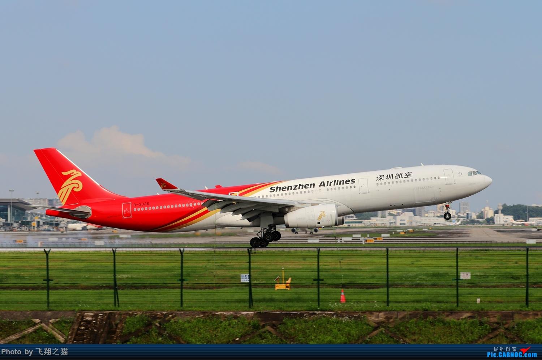 Re:[原创]Re:[原创]CKG拍机(天好,好货,好开心!) AIRBUS A330-300 B-302E 重庆江北国际机场