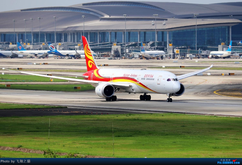 Re:[原创]Re:[原创]CKG拍机(天好,好货,好开心!) BOEING 787-9  重庆江北国际机场