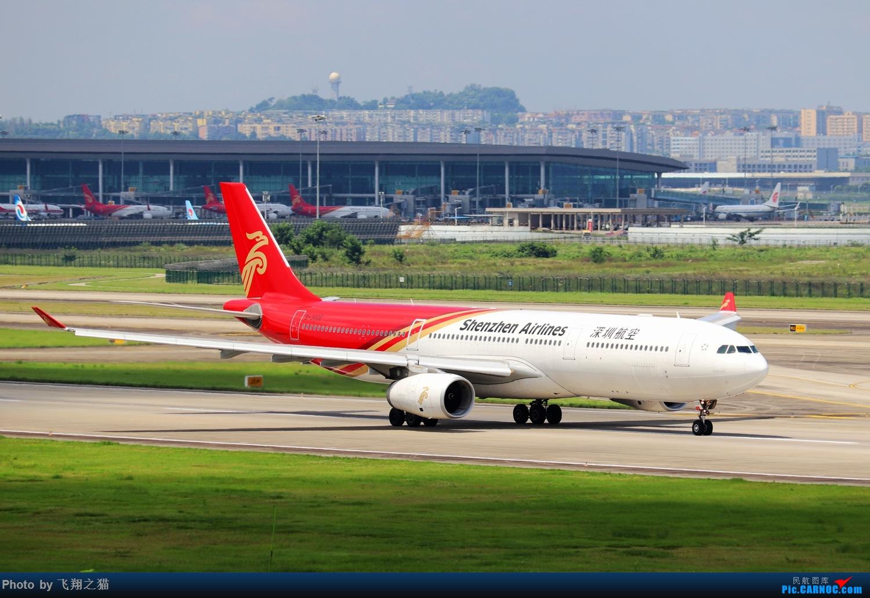 Re:[原创]Re:[原创]CKG拍机(天好,好货,好开心!) AIRBUS A330-300  重庆江北国际机场