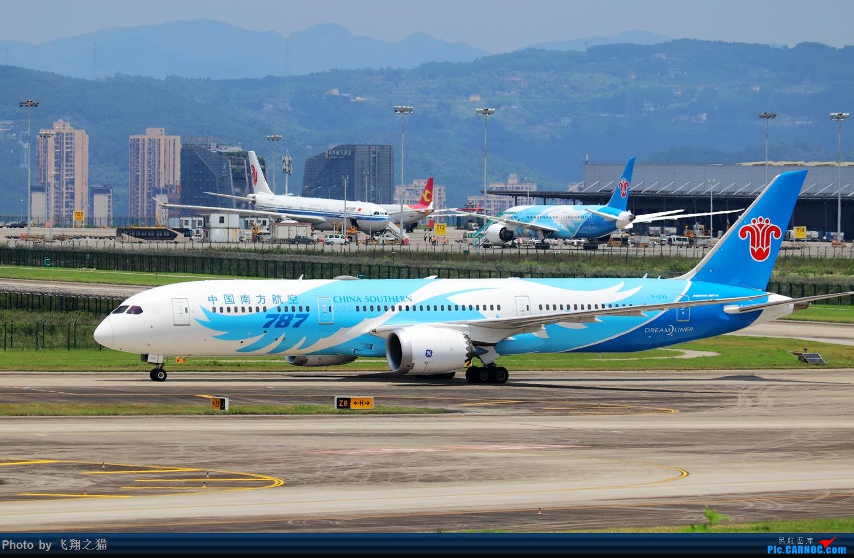 Re:[原创]Re:[原创]CKG拍机(天好,好货,好开心!) BOEING 787-9 B-1293 重庆江北国际机场